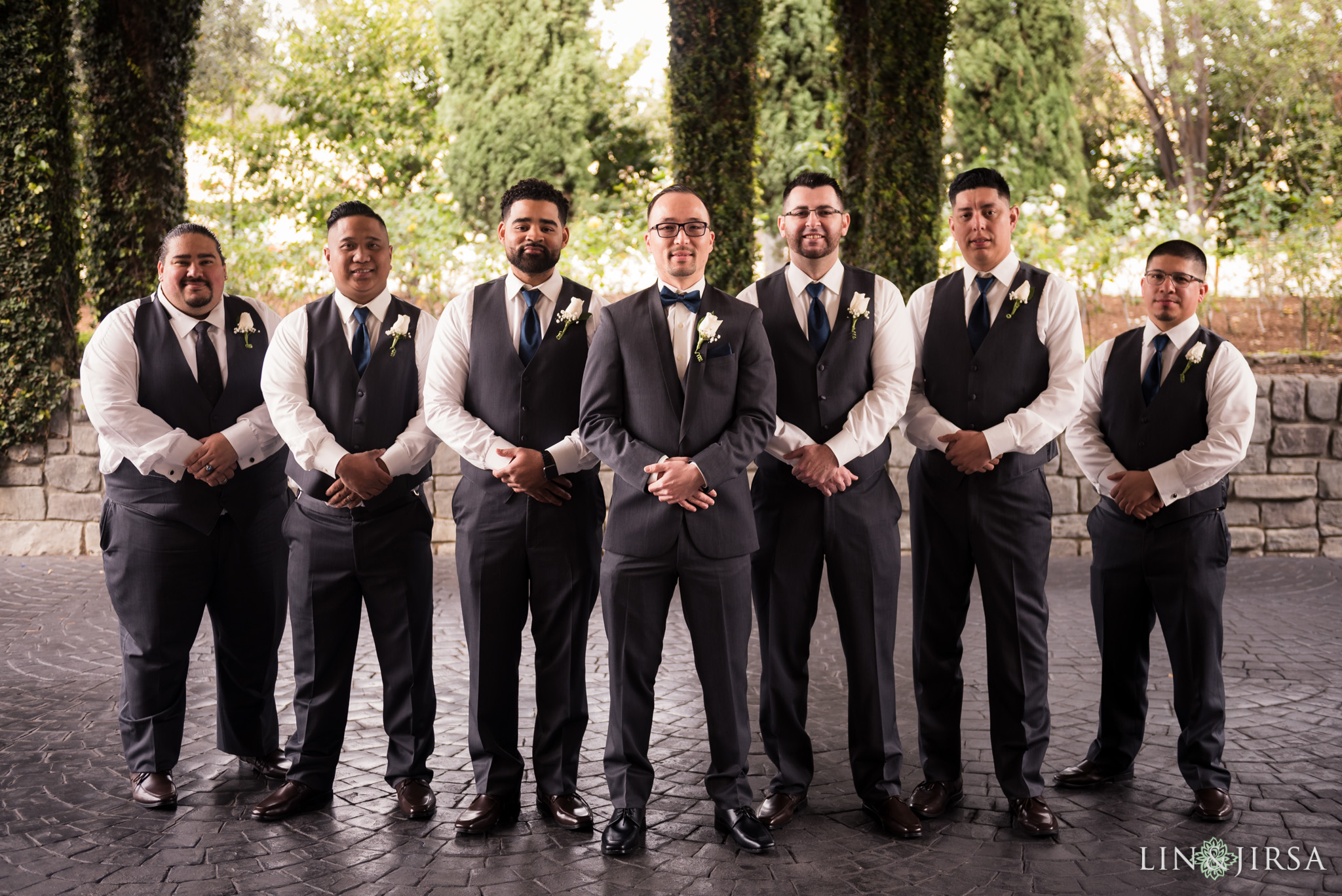 15 turnip rose promenade orange county groom wedding photography