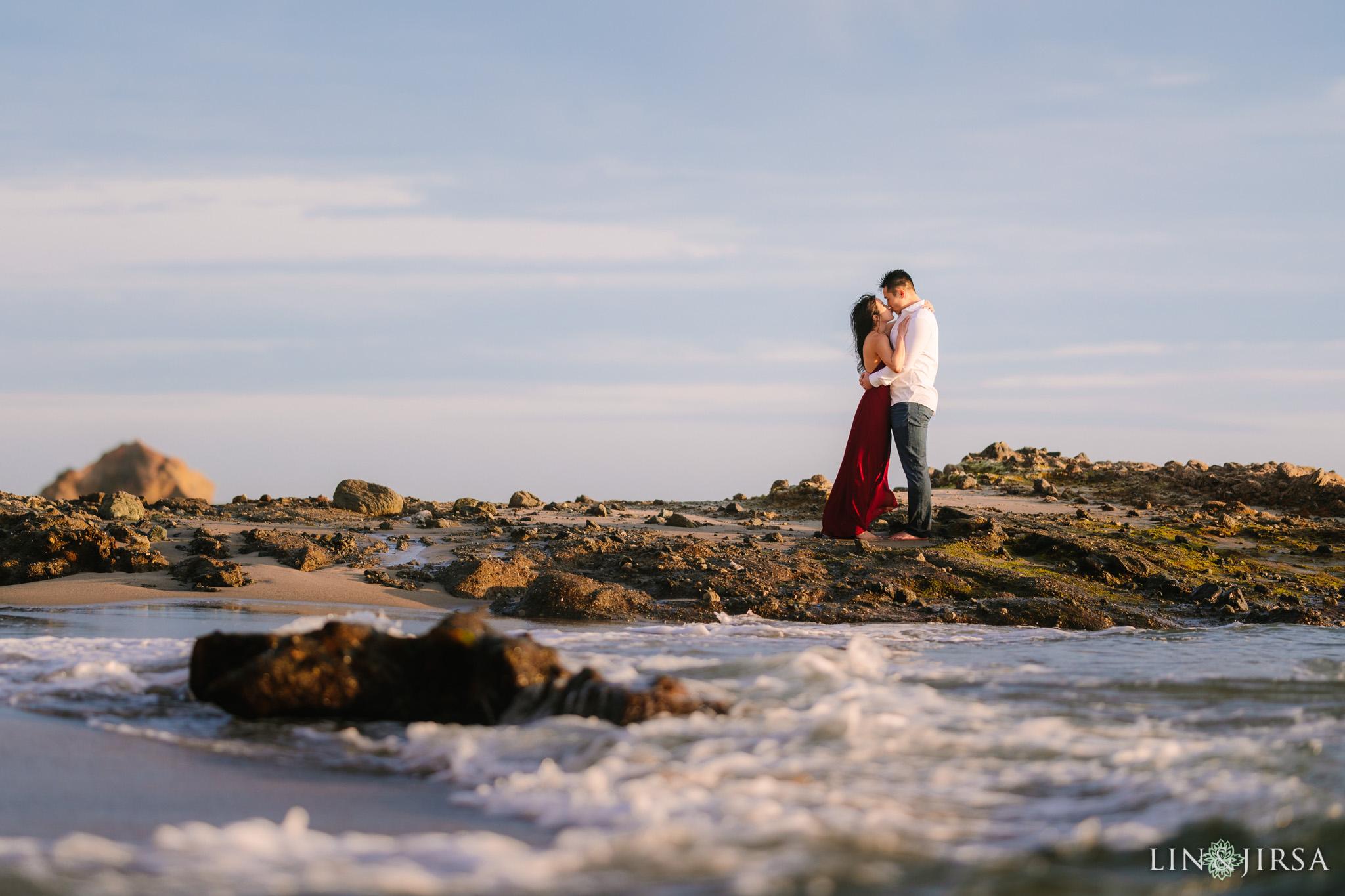 16 laguna beach orange county engagement photography