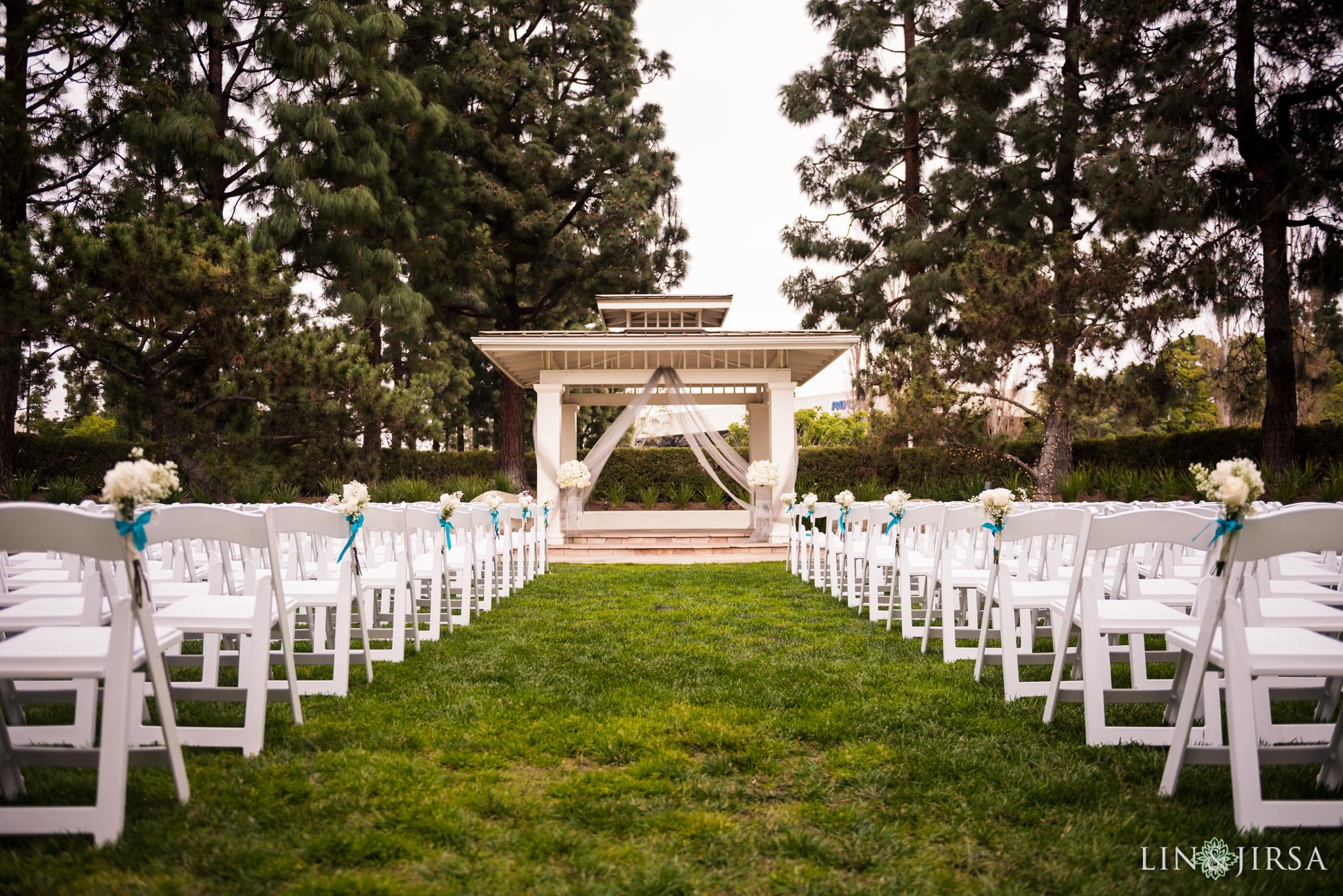 16 turnip rose promenade orange county wedding ceremony photography