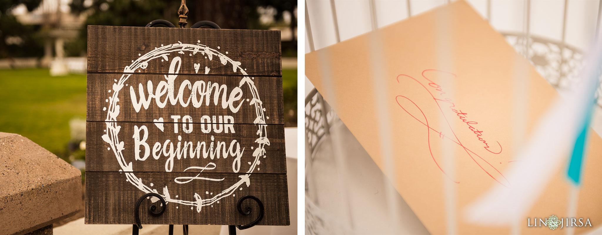 17 turnip rose promenade orange county wedding ceremony photography