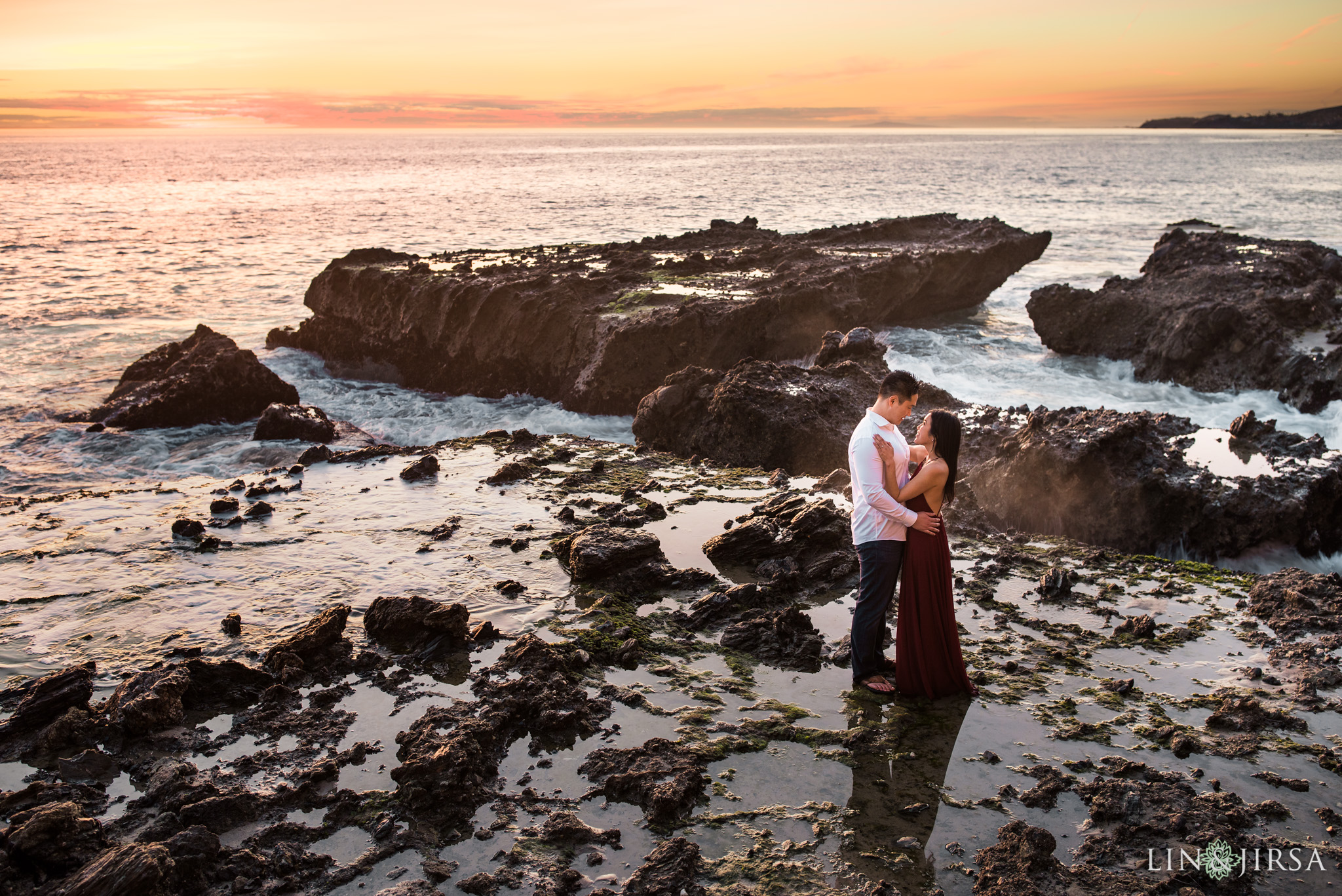 18 laguna beach orange county engagement photography
