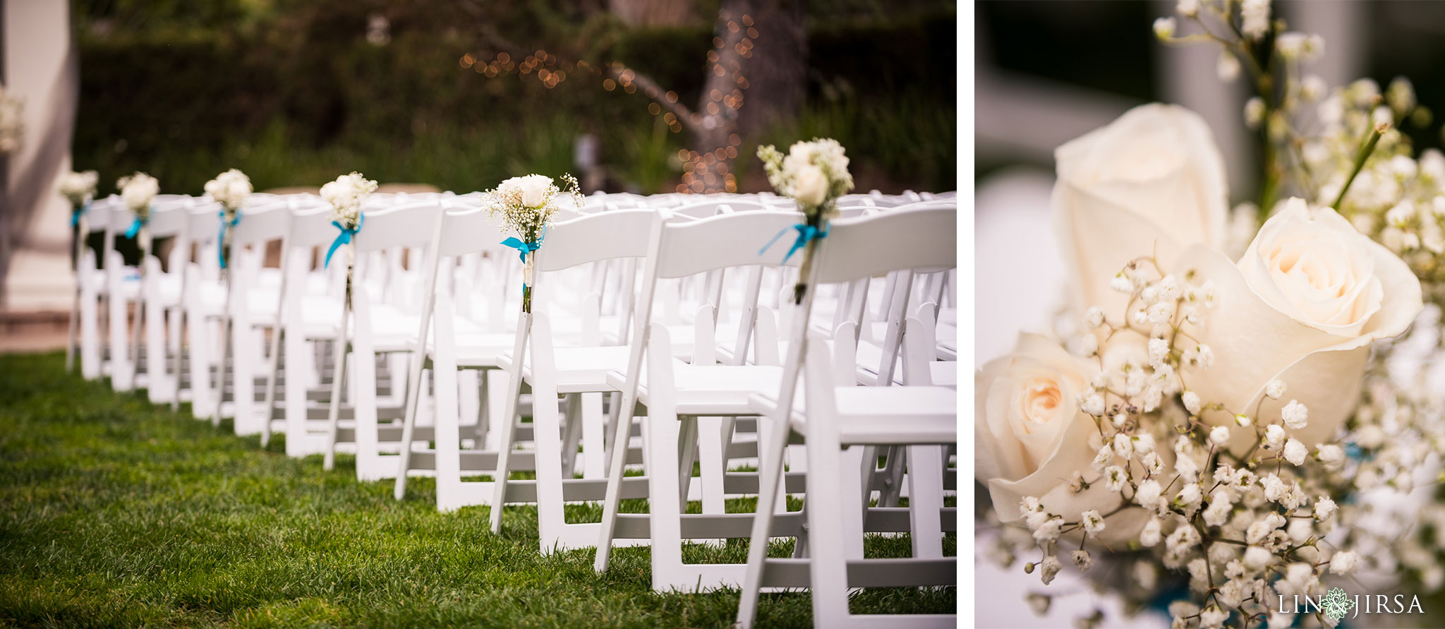 18 turnip rose promenade orange county wedding ceremony photography
