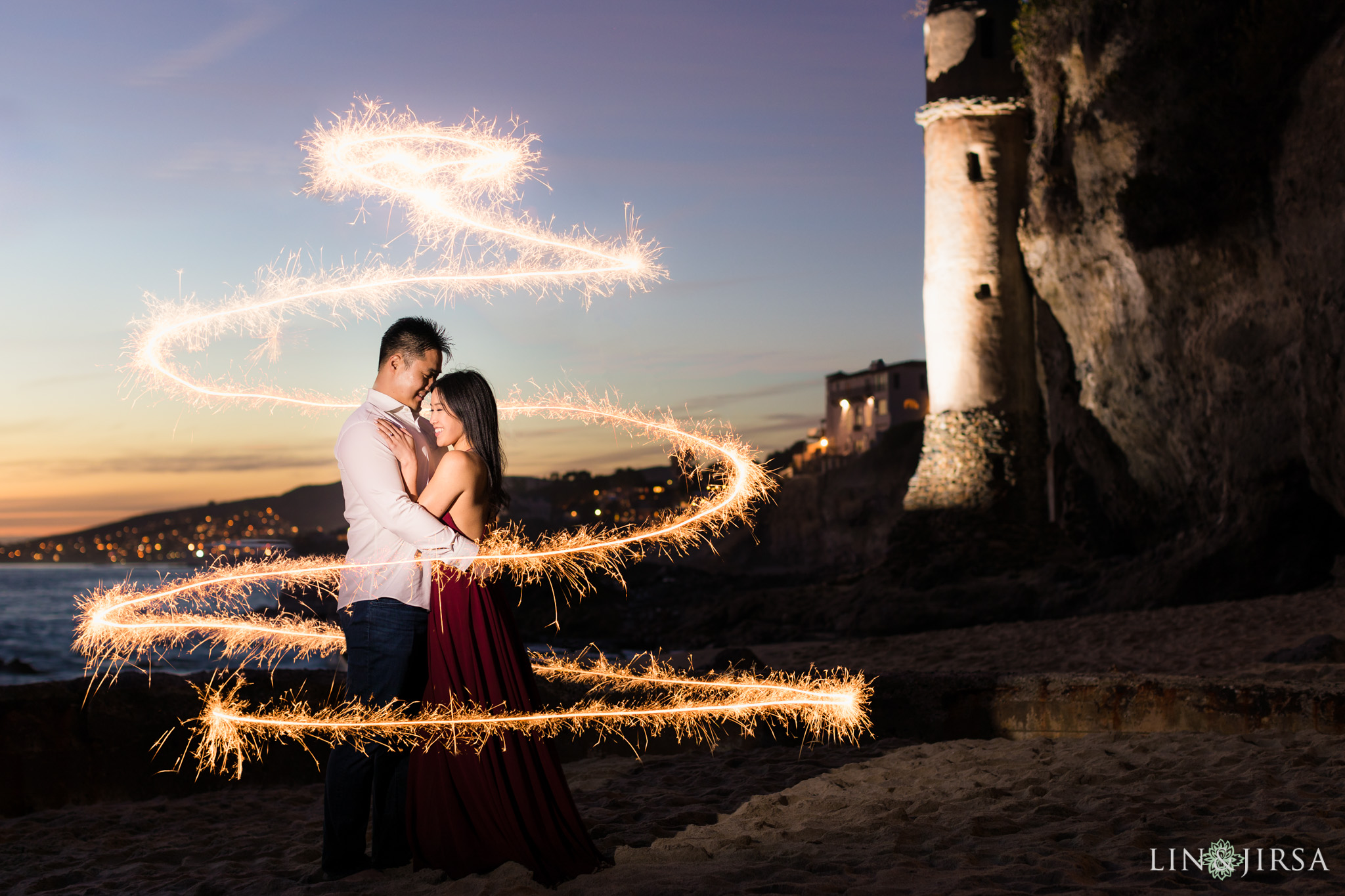 19 laguna beach orange county engagement photography