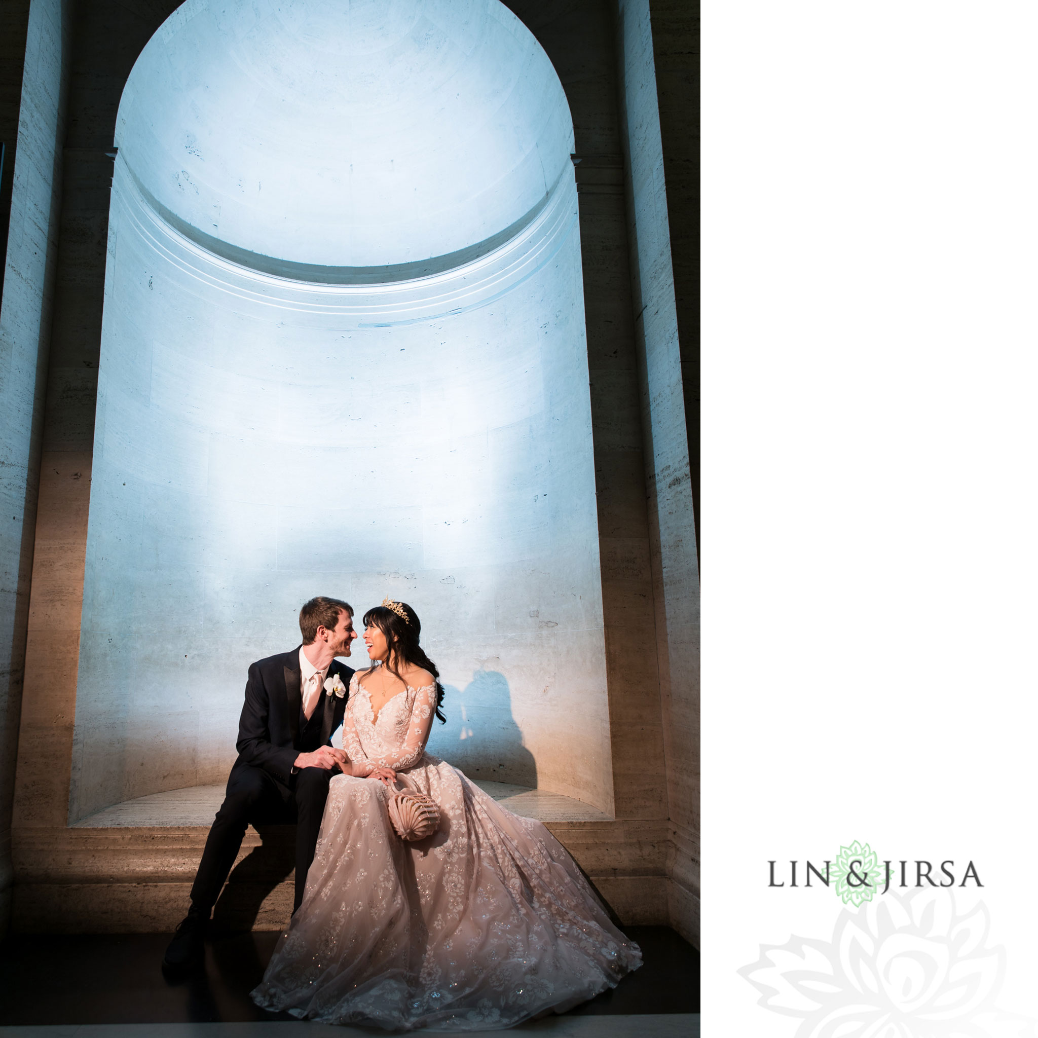 19 los angeles natural history museum wedding photography