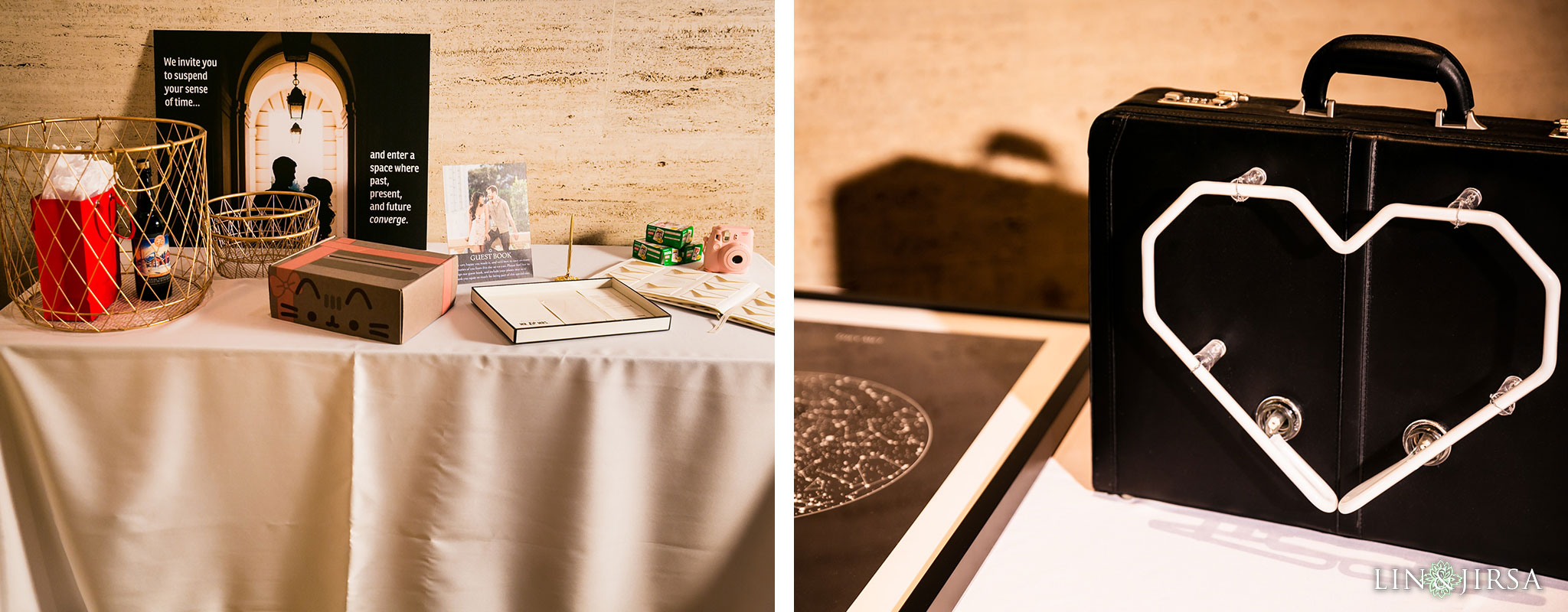 2 los angeles natural history museum wedding photography