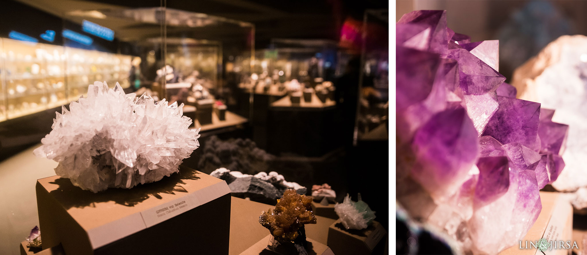 21 los angeles natural history museum wedding photography