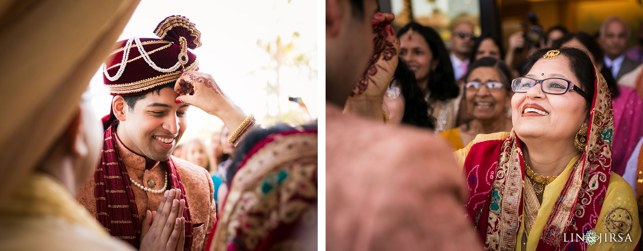 22 hilton waterfront huntington beach indian baraat wedding photography