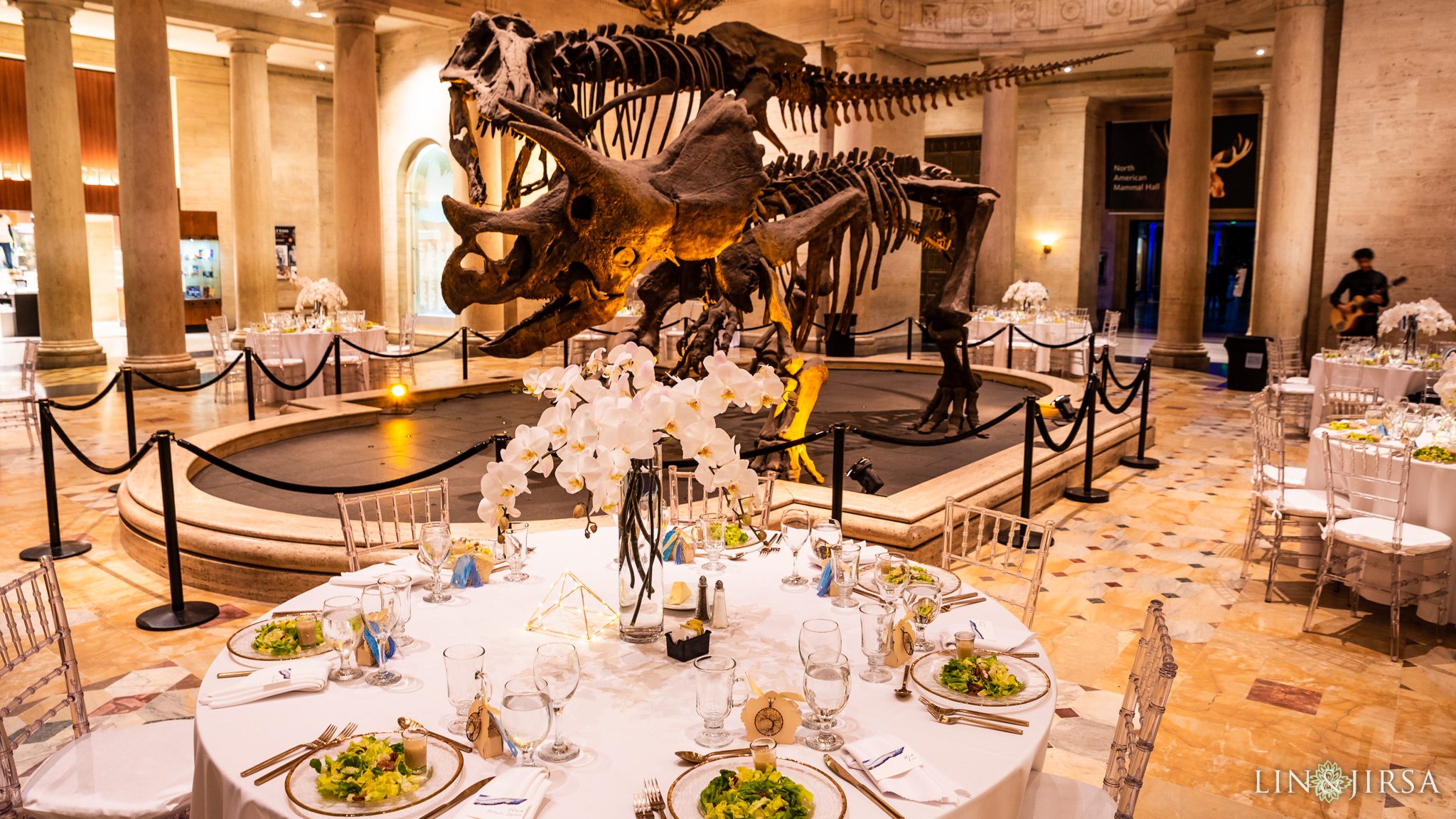 Natural History Museum of Los Angeles Wedding | Ally & Brad