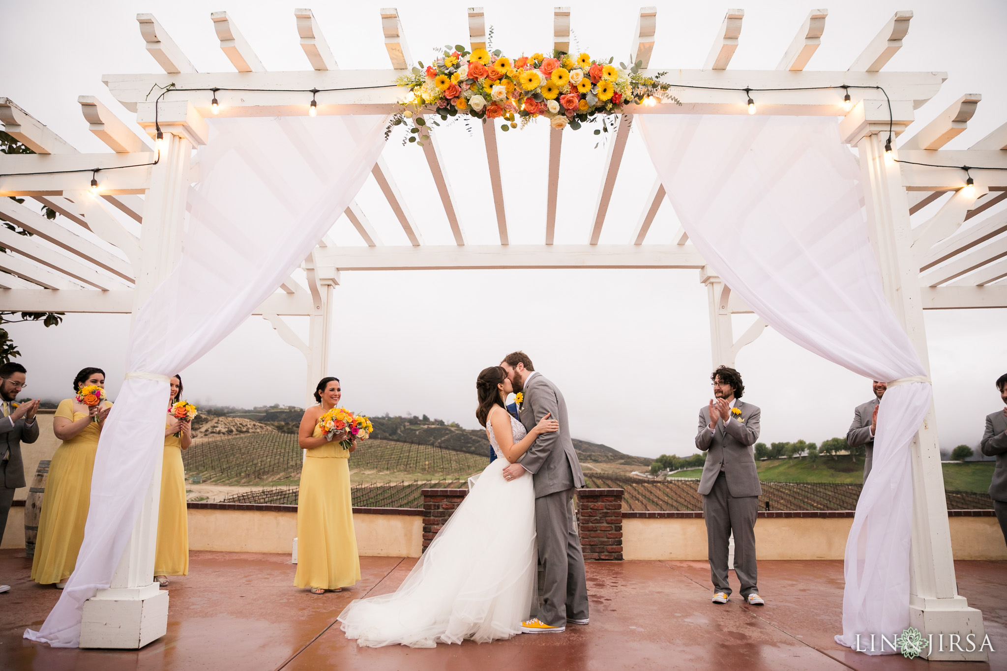 25 leoness cellars temecula wedding ceremony photography
