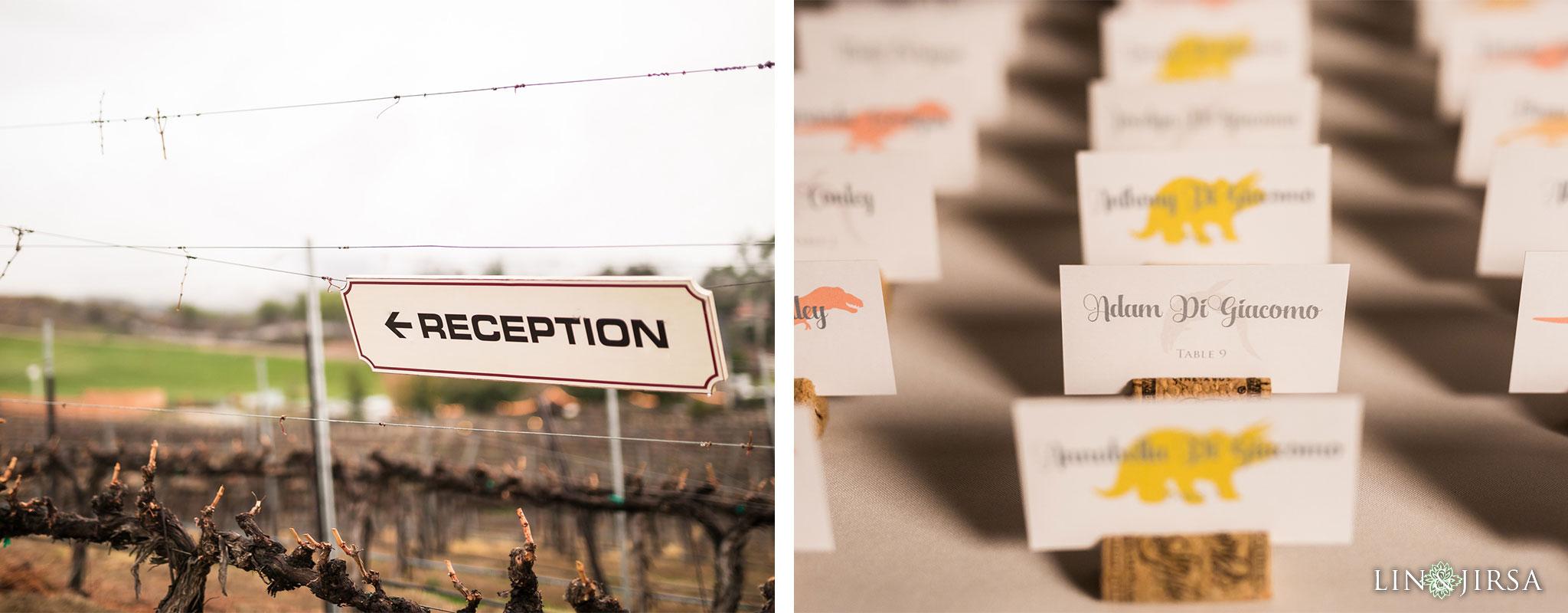 27 leoness cellars temecula wedding reception photography