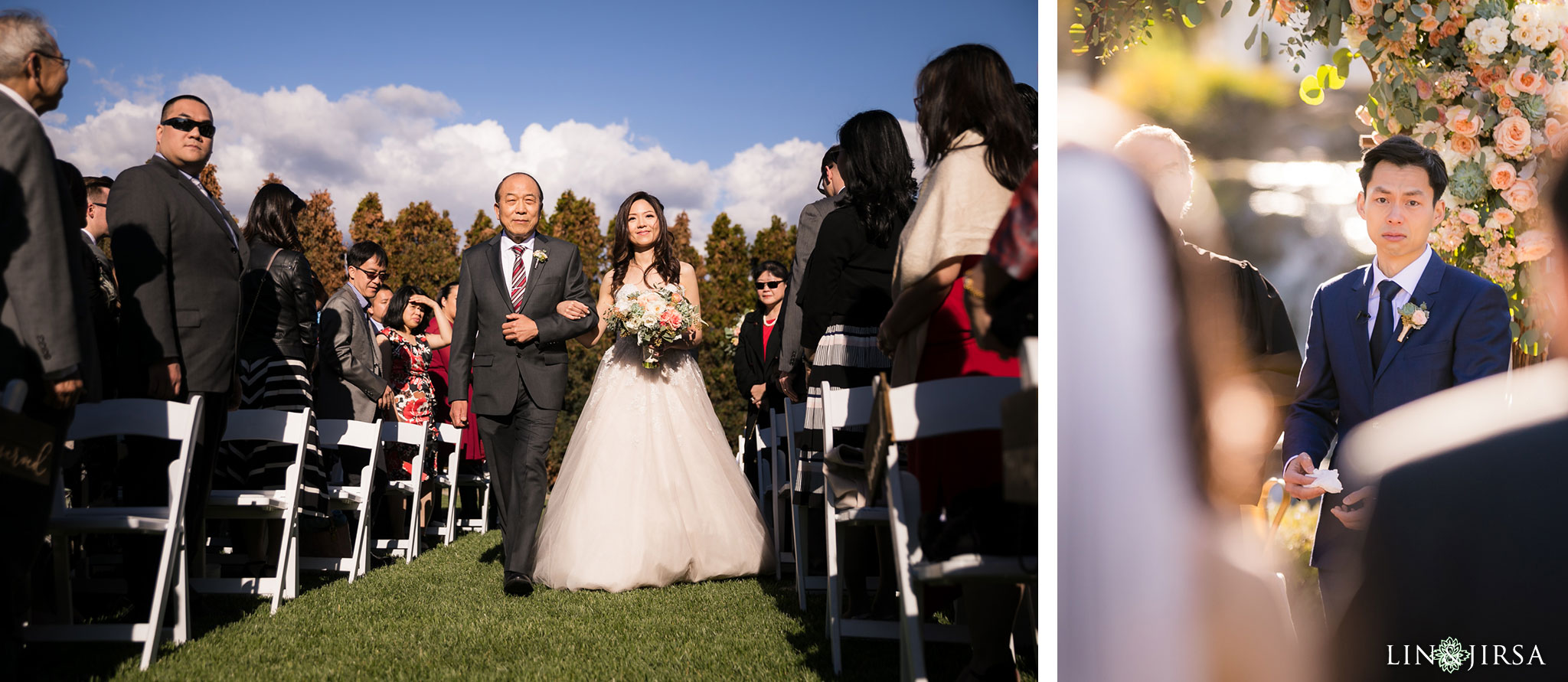 29 silver creek valley country club san jose wedding ceremony photography