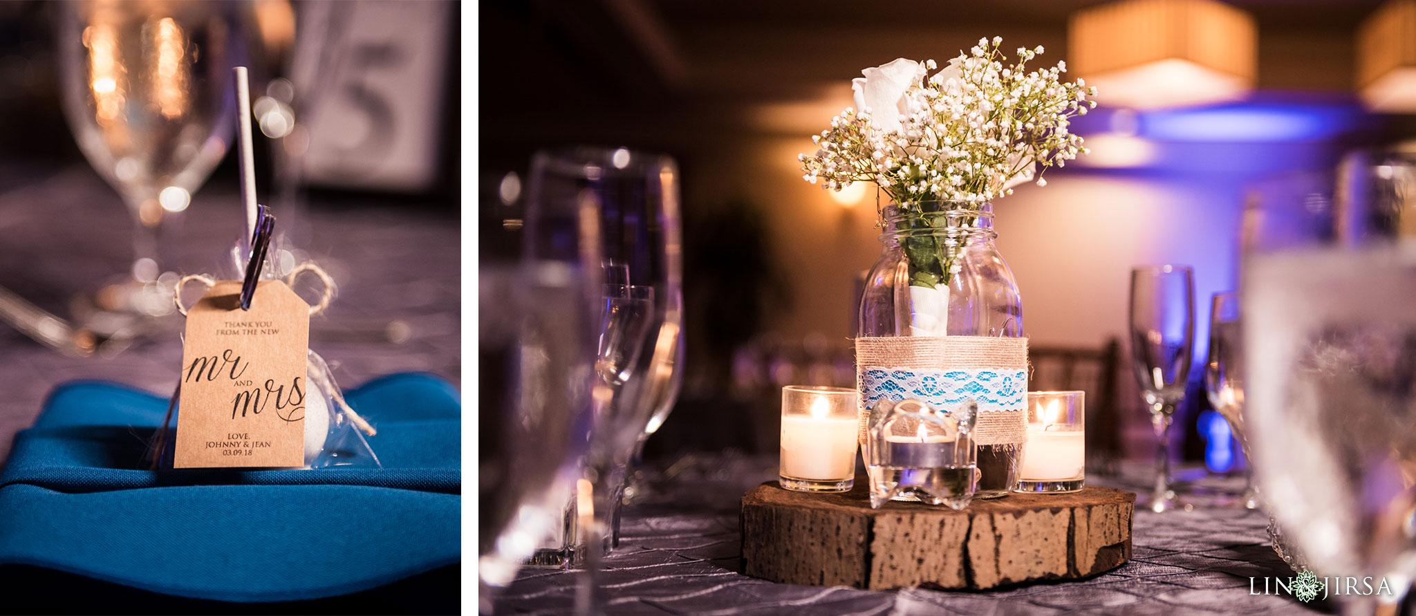 29 turnip rose promenade orange county wedding reception photography