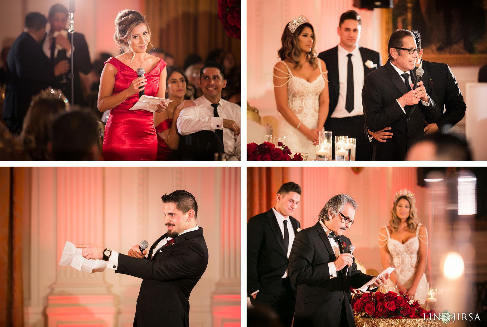 30 richard nixon library wedding reception photography