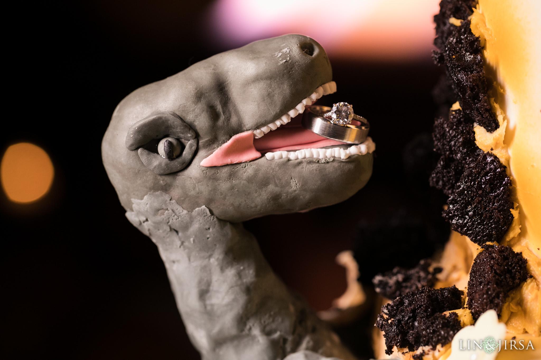 32 leoness cellars temecula wedding dinosaur cake photography