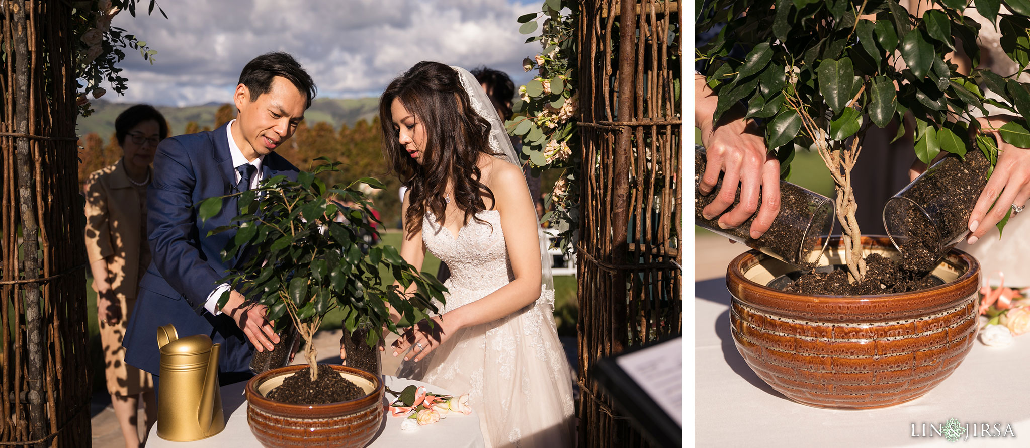 32 silver creek valley country club san jose wedding ceremony photography