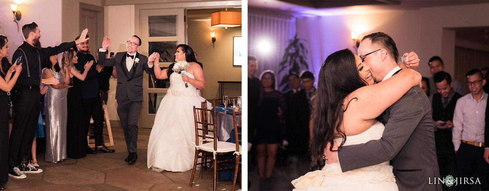 32 turnip rose promenade orange county wedding reception photography