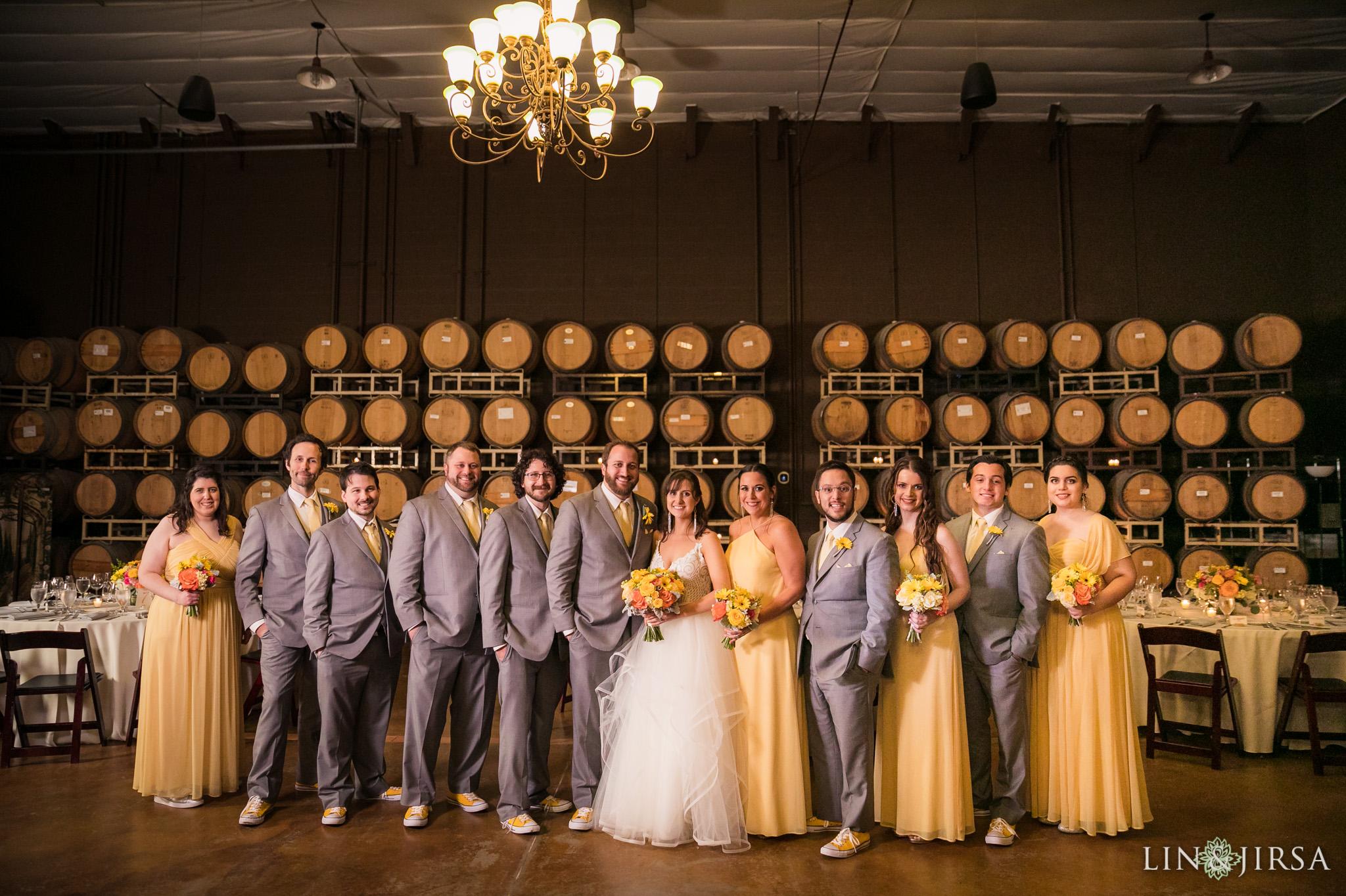 33 leoness cellars temecula wedding reception photography