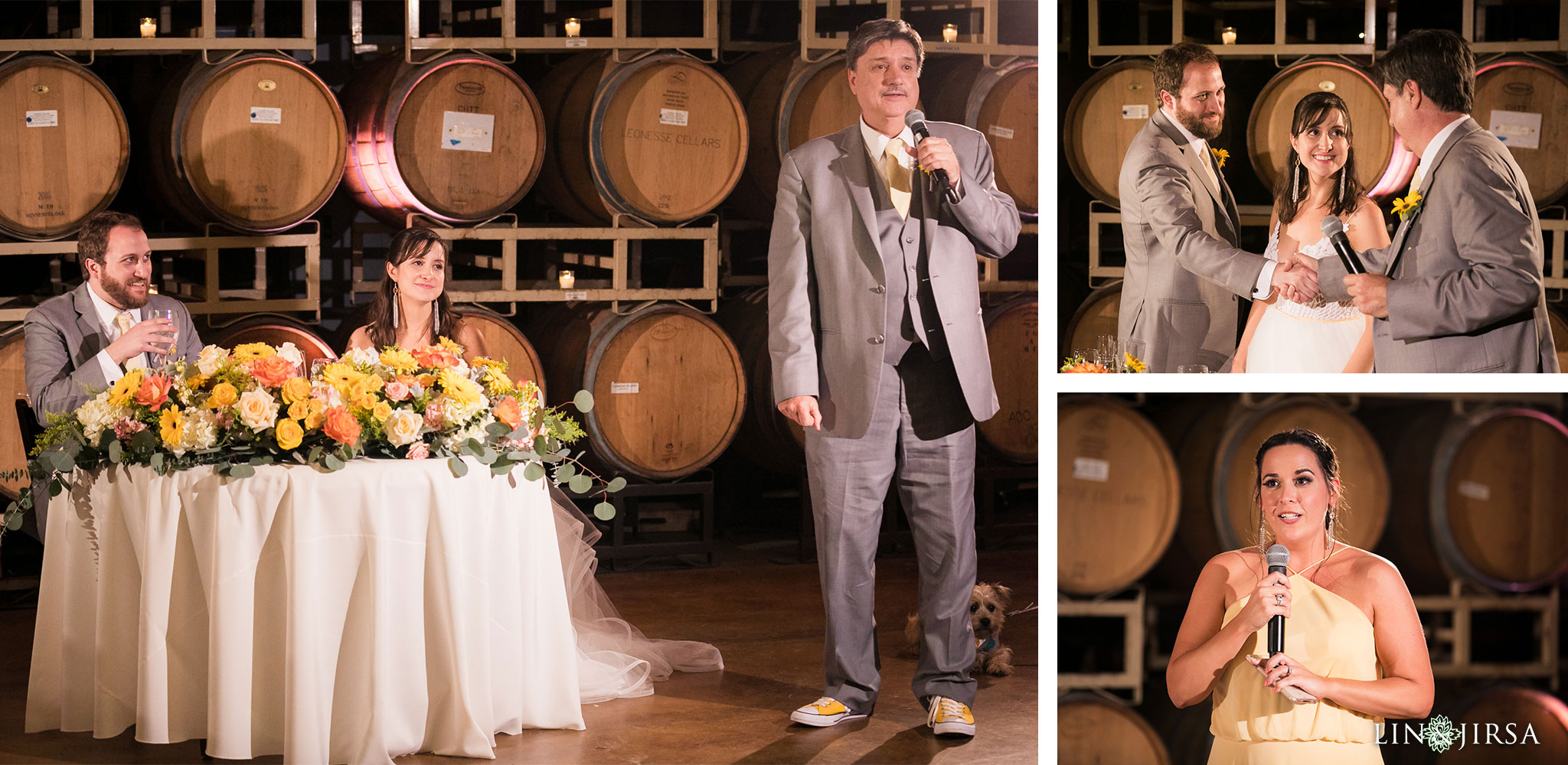 36 leoness cellars temecula wedding reception photography