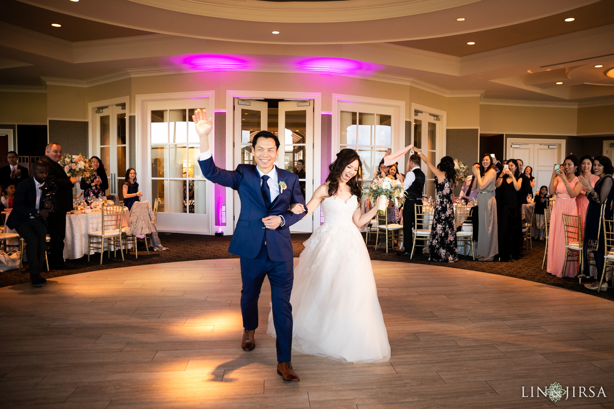 silver creek valley country club san jose wedding reception photography