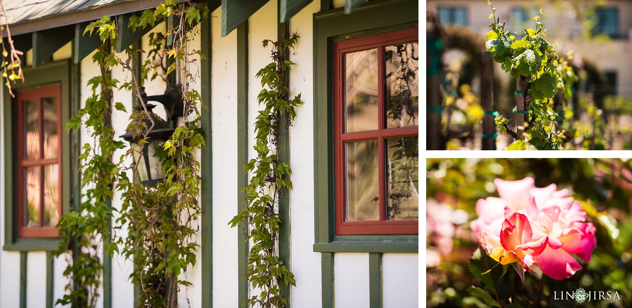 01 Ponte Winery Vineyard Garden Temecula Wedding Photography