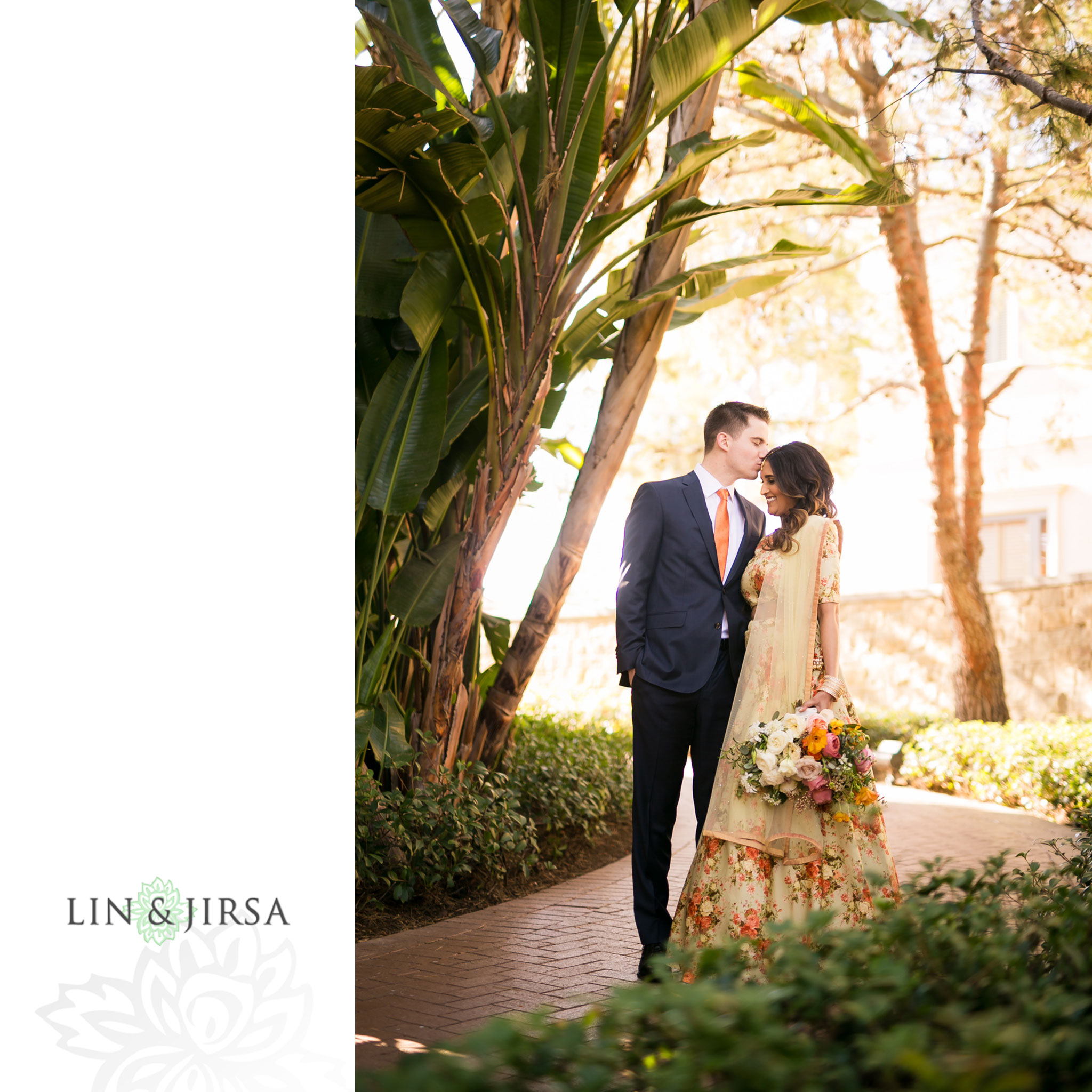 02 pelican hill indian engagement party photography