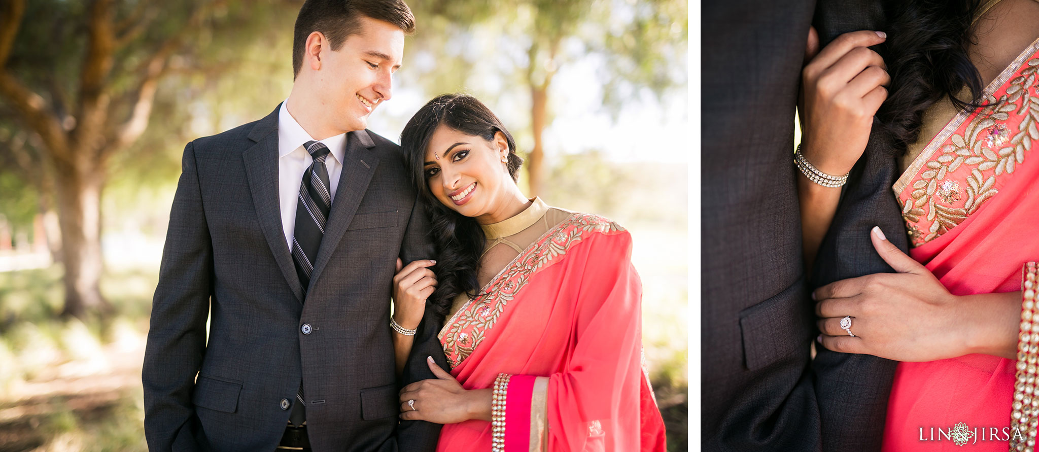 02 quail hill orange county indian engagement photography