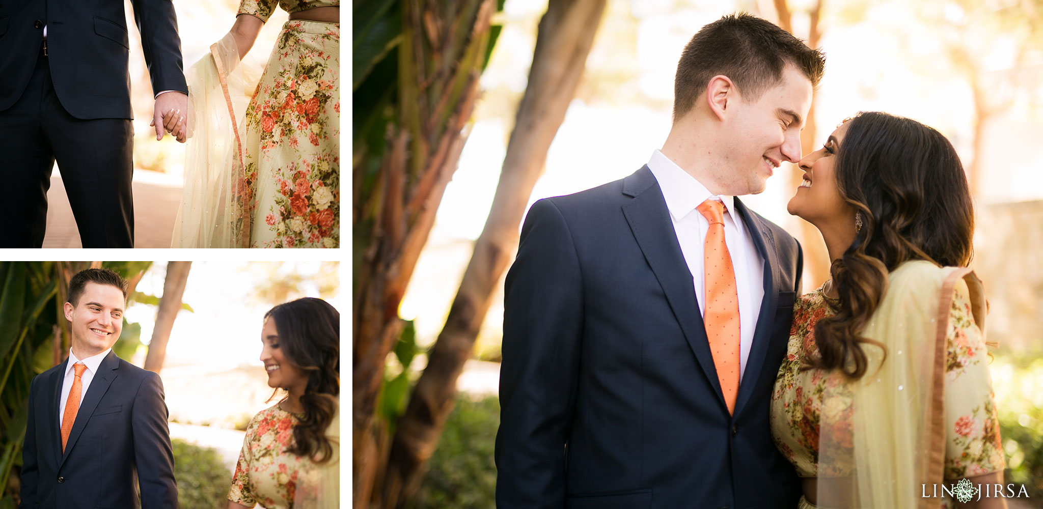 03 pelican hill indian engagement party photography