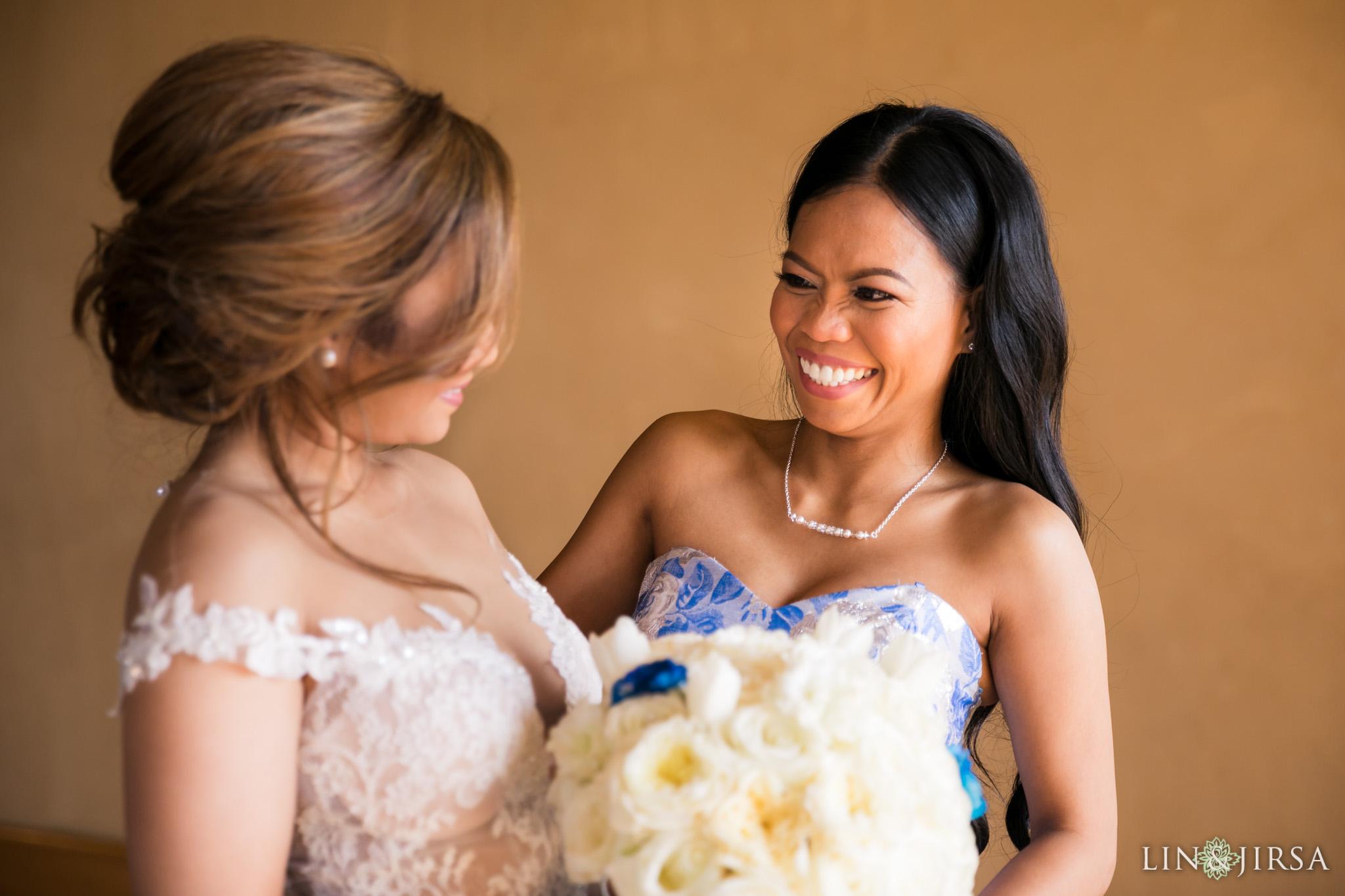 03 pelican hill resort orange county bride wedding photography