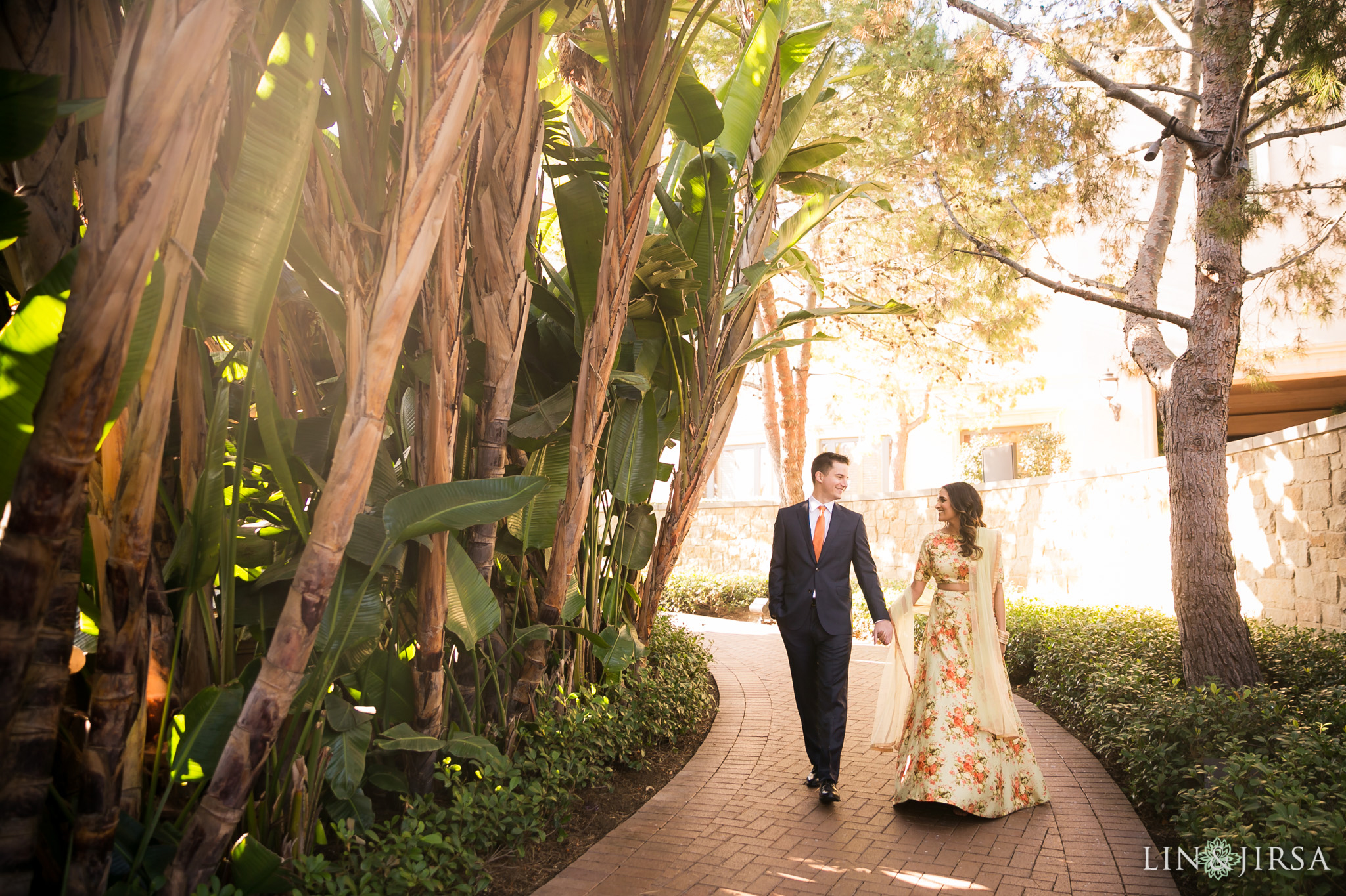 04 pelican hill indian engagement party photography 1