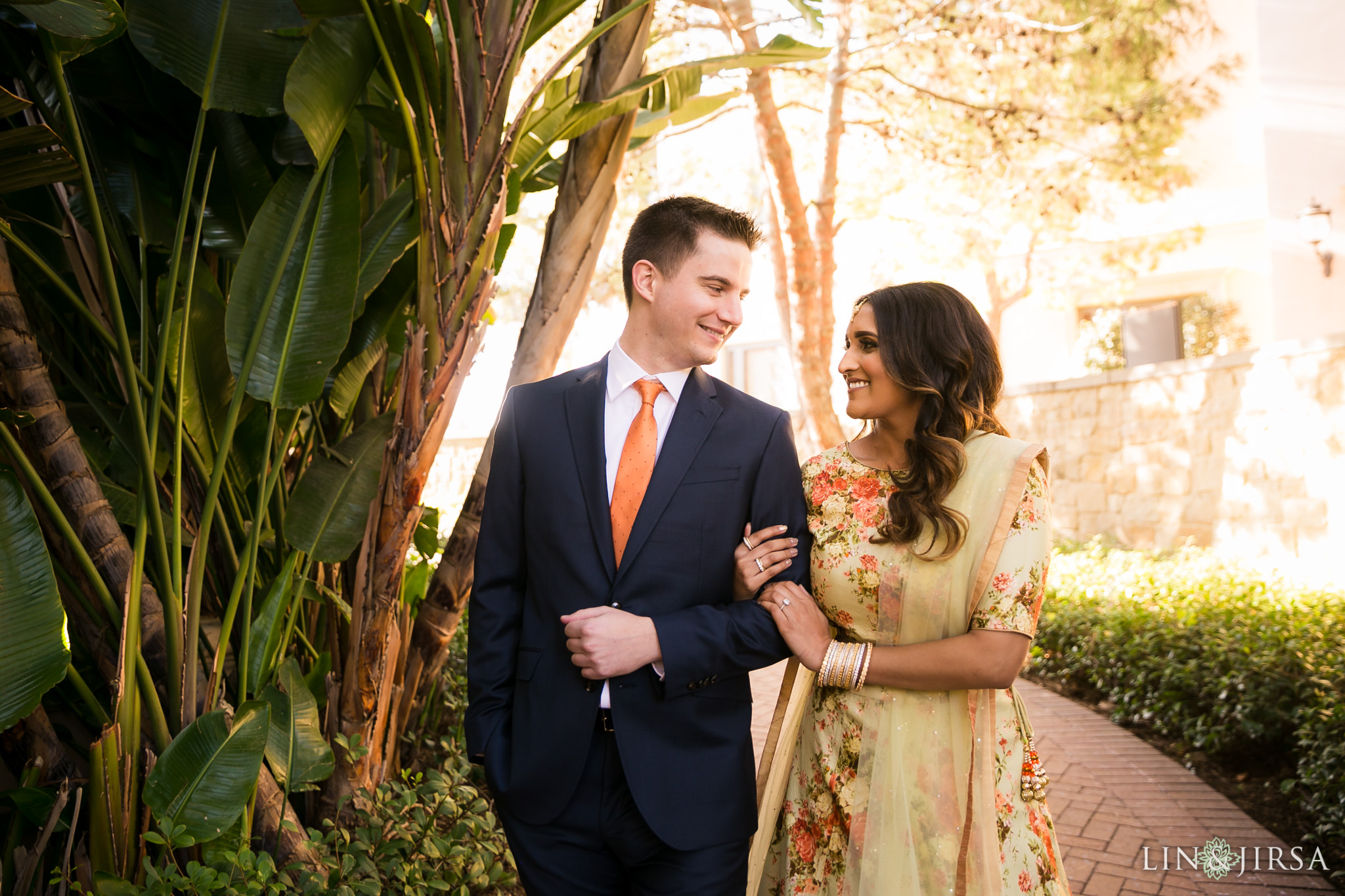 05 pelican hill indian engagement party photography