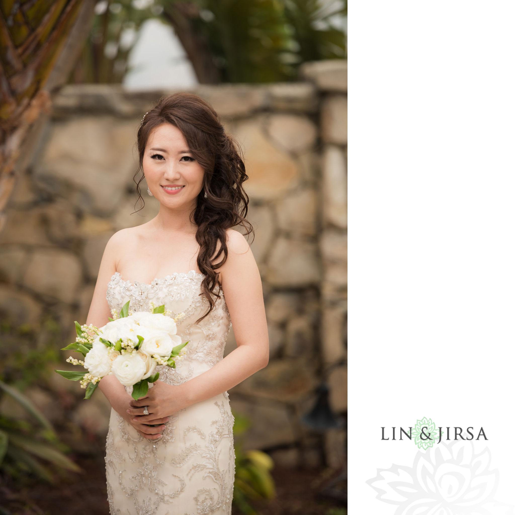 05 trump national golf club rancho palos verdes wedding bride photography