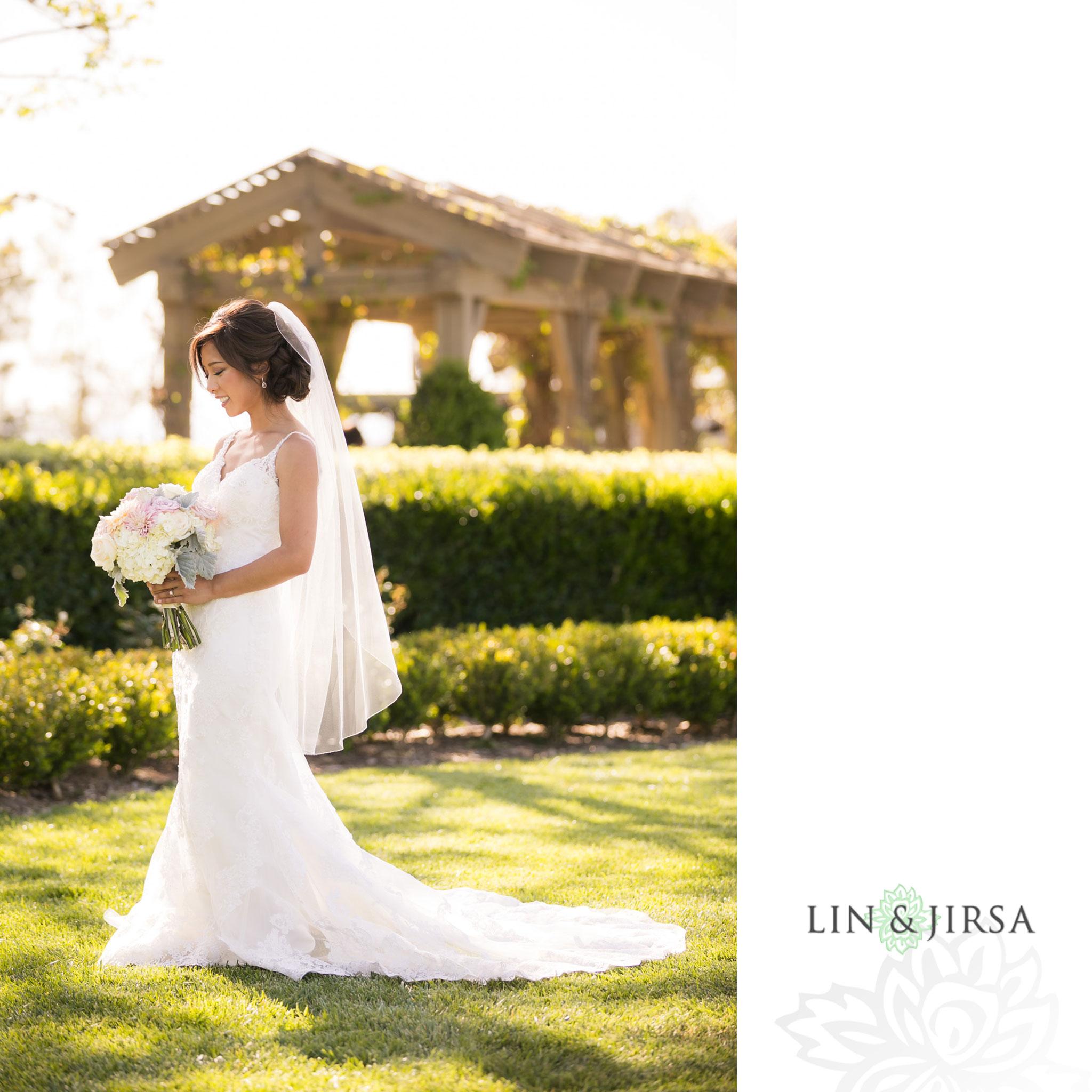 06 Ponte Winery Vineyard Garden Temecula Bride Wedding Photography