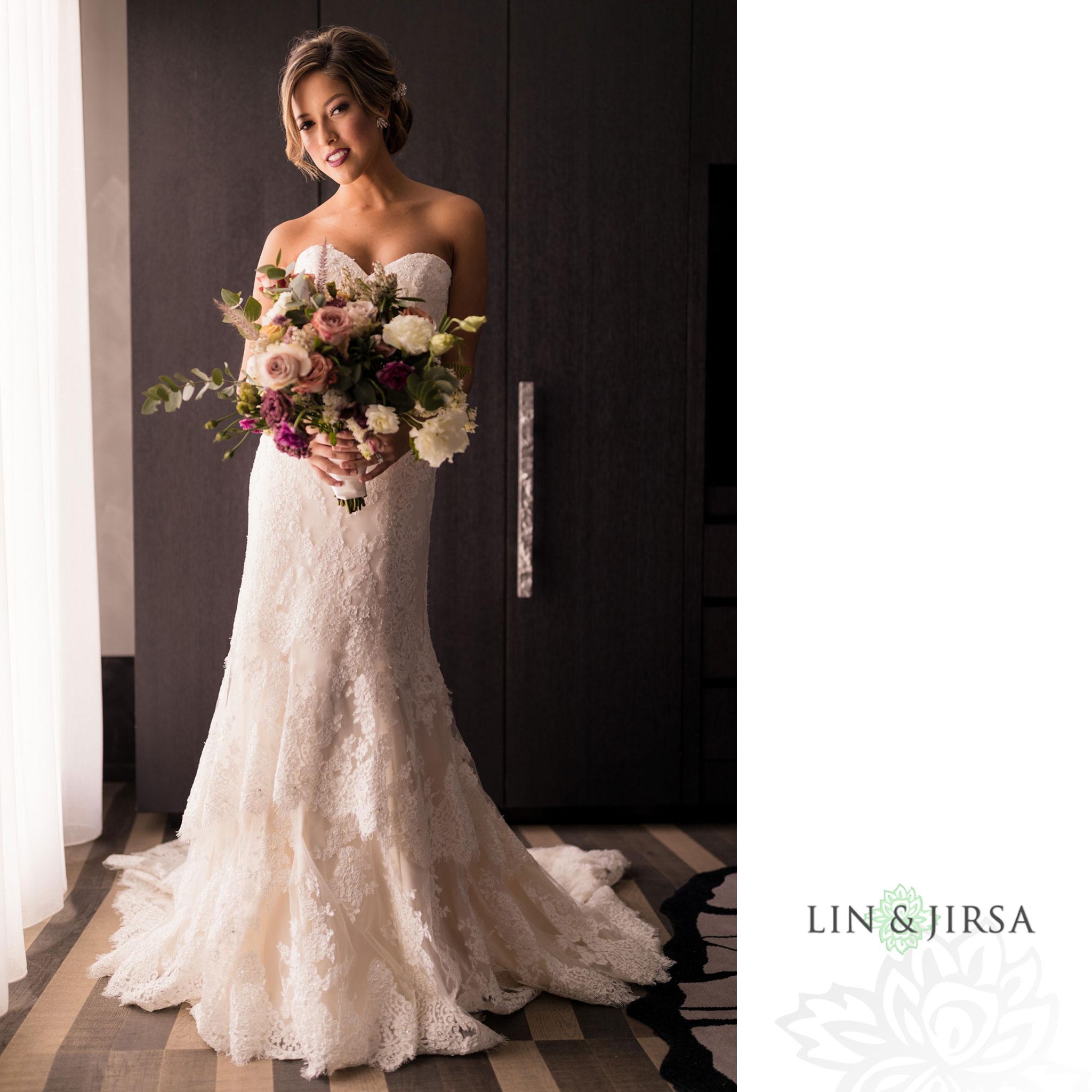 07 Kimpton La Peer Hotel West Hollywood Stylized Wedding Photography 1