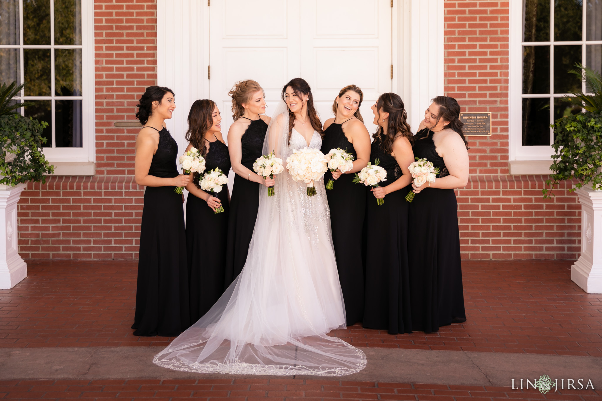 07 sherwood country club ventura county bridesmaids wedding photography