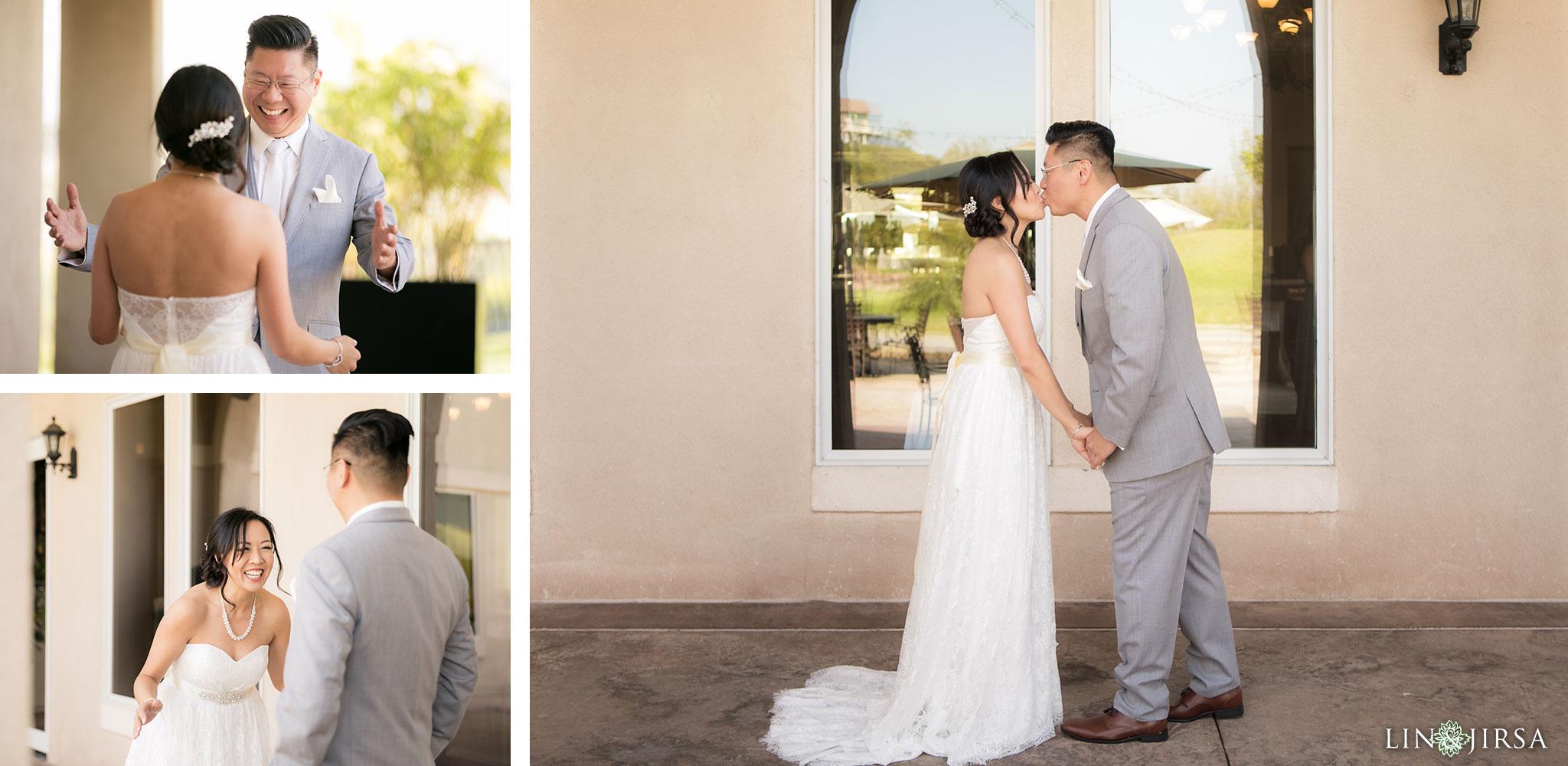 08 westridge golf club la habra first look wedding photography
