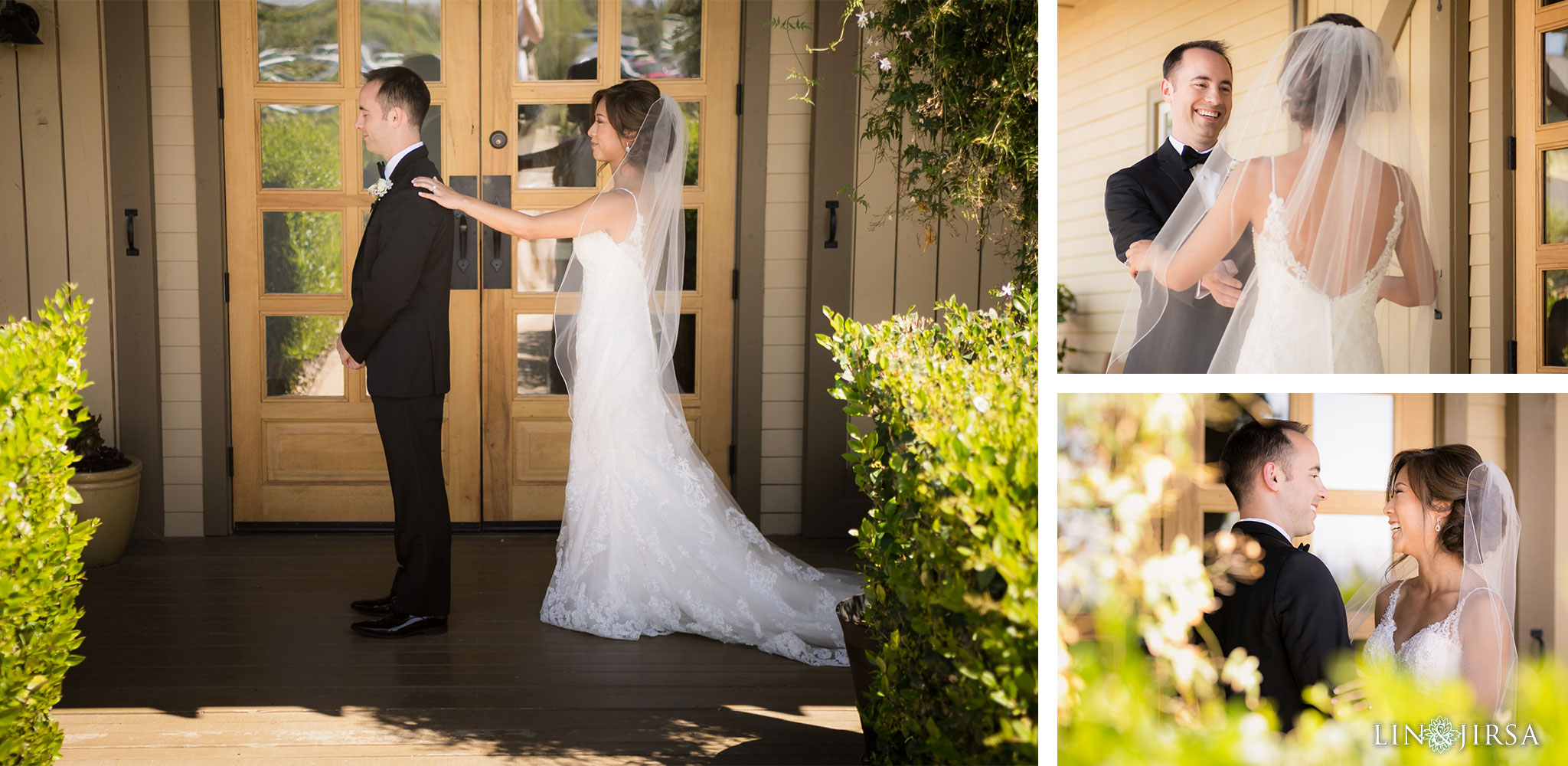 11 Ponte Winery Vineyard Garden Temecula First Look Wedding Photography