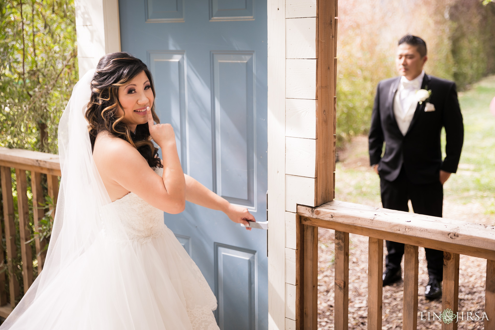11 calamigos ranch malibu first look wedding photography