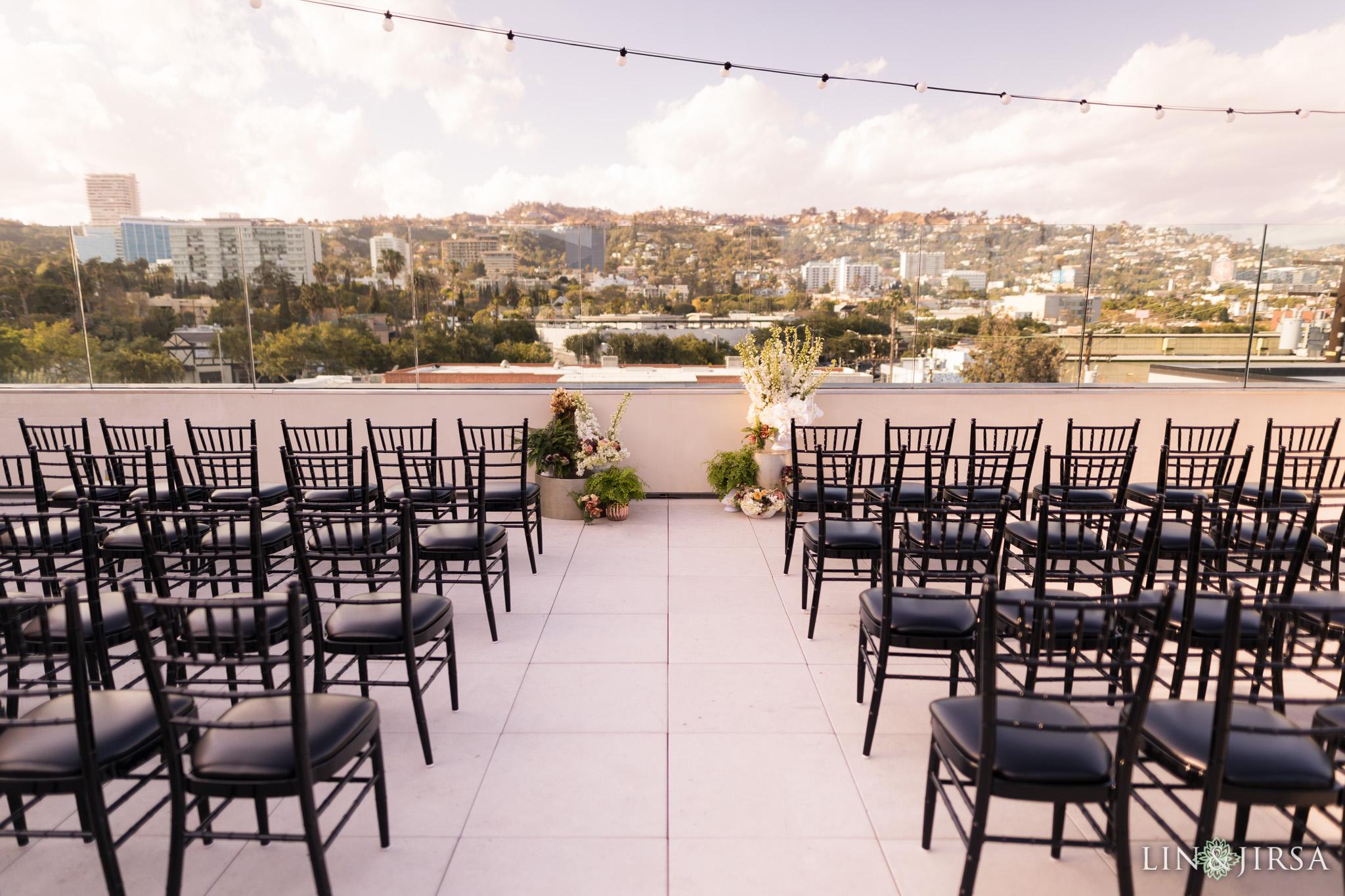 12 Kimpton La Peer Hotel West ollywood Stylized Wedding Photography