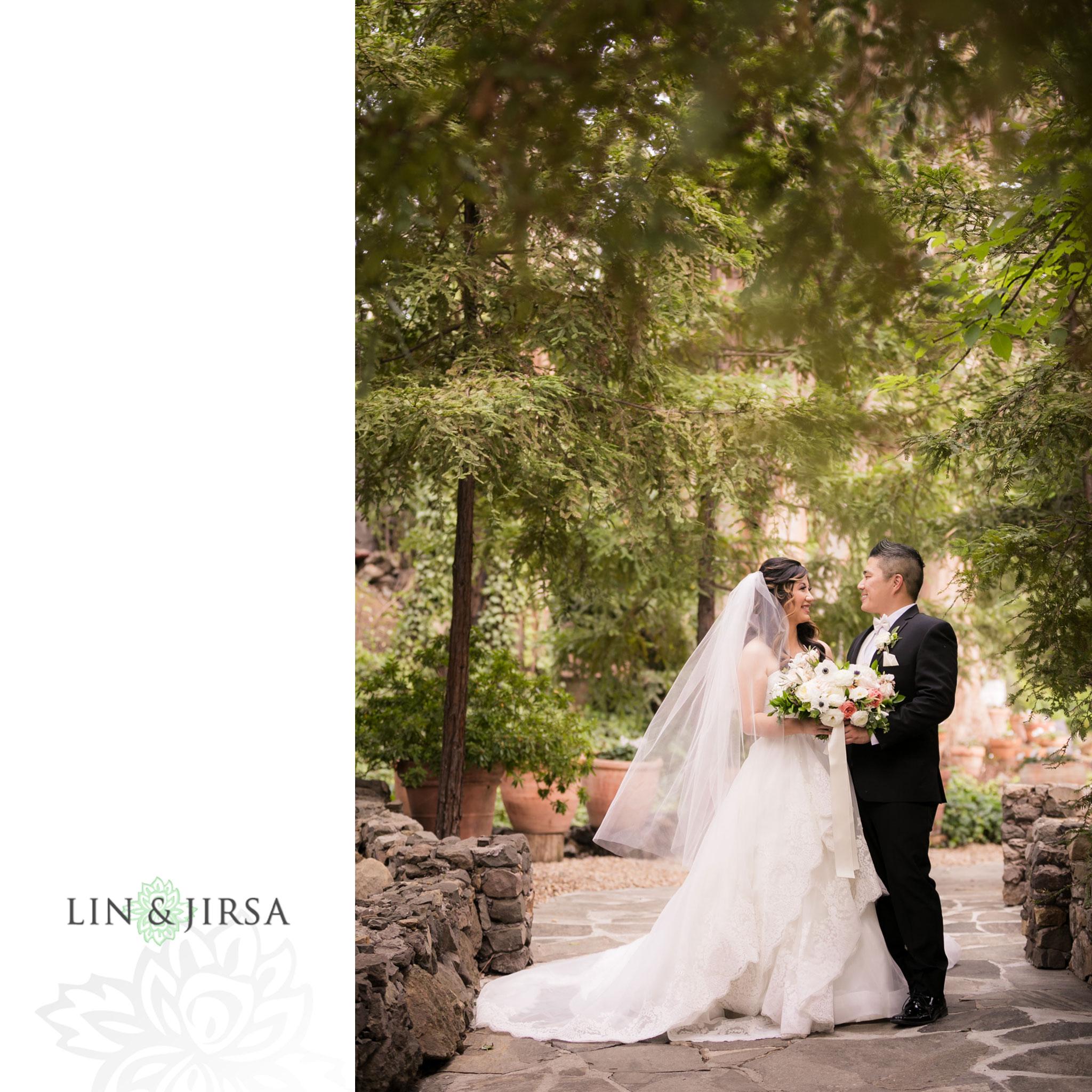 13 calamigos ranch malibu first look wedding photography