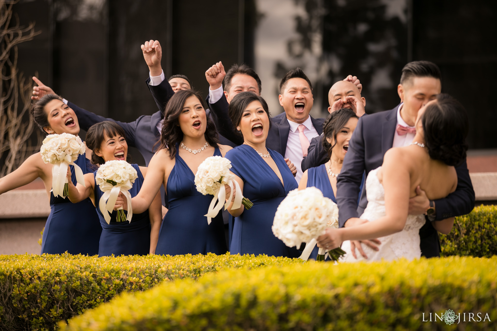 13 orange county first look wedding photography