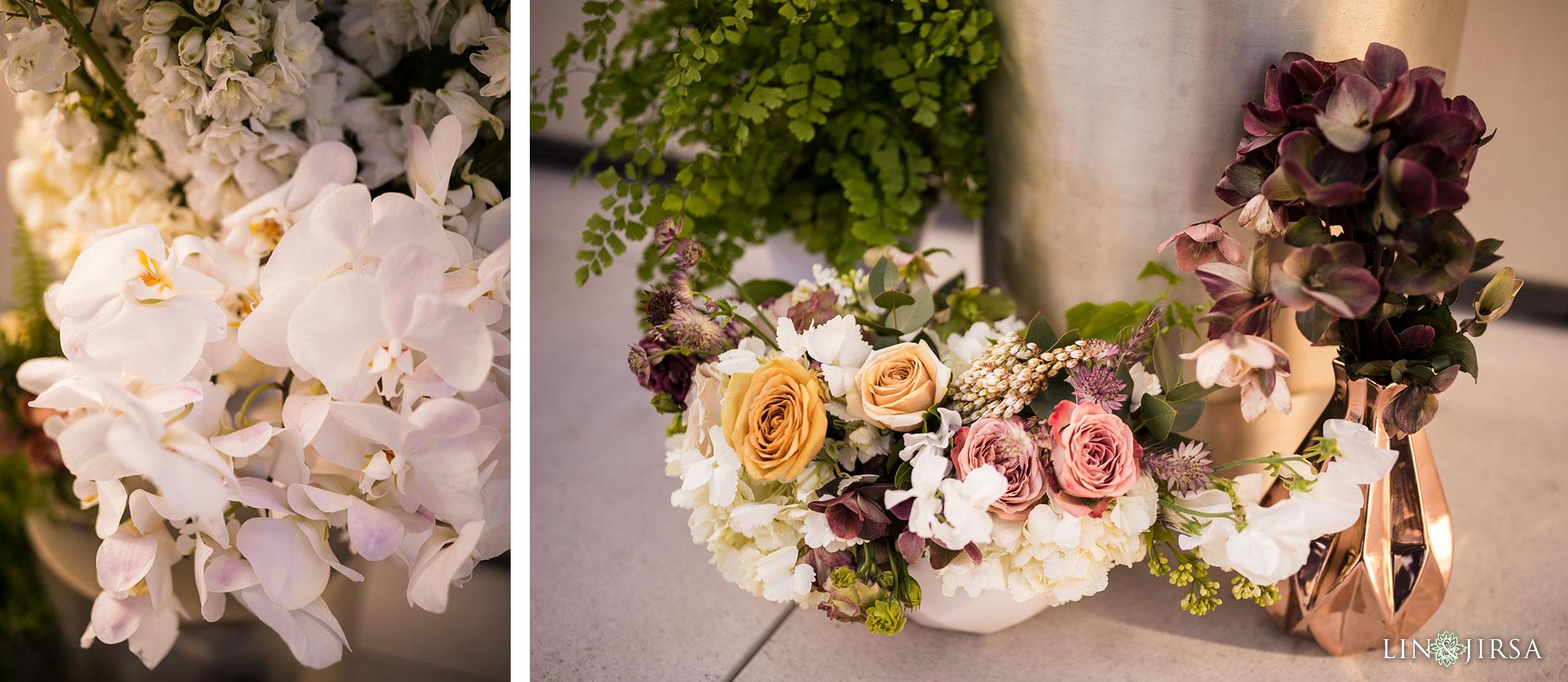 14 Kimpton La Peer Hotel West Hollywood Stylized Wedding Photography 1
