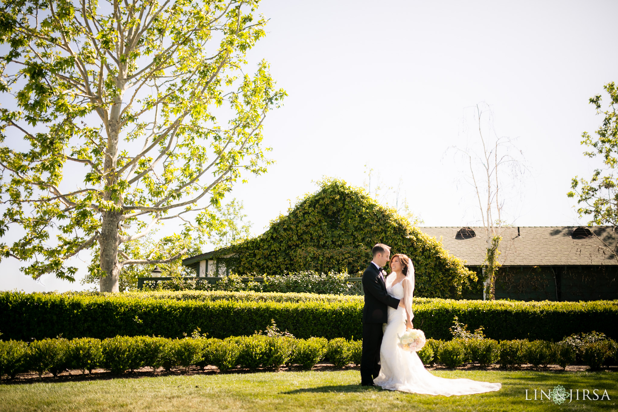 14 Ponte Winery Vineyard Garden Temecula Wedding Photography