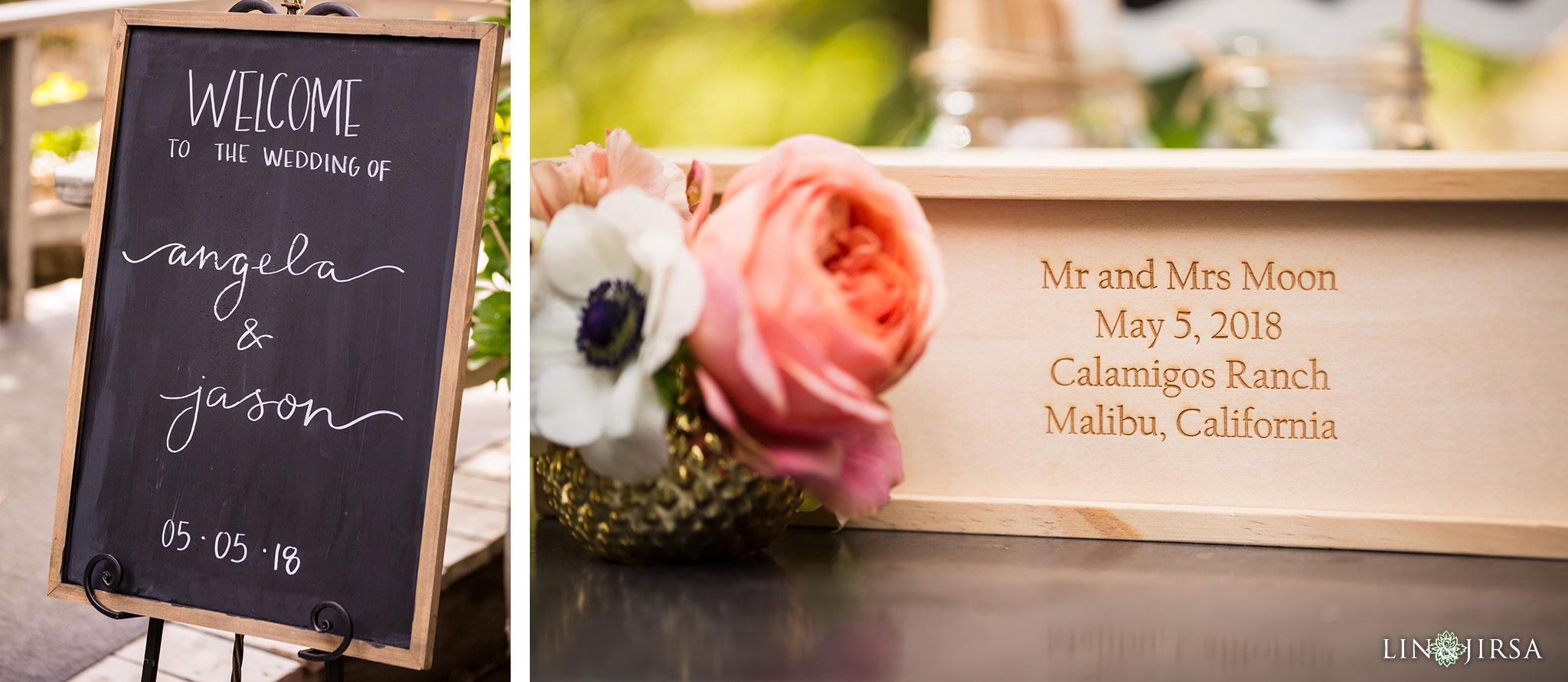 14 calamigos ranch malibu wedding ceremony photography
