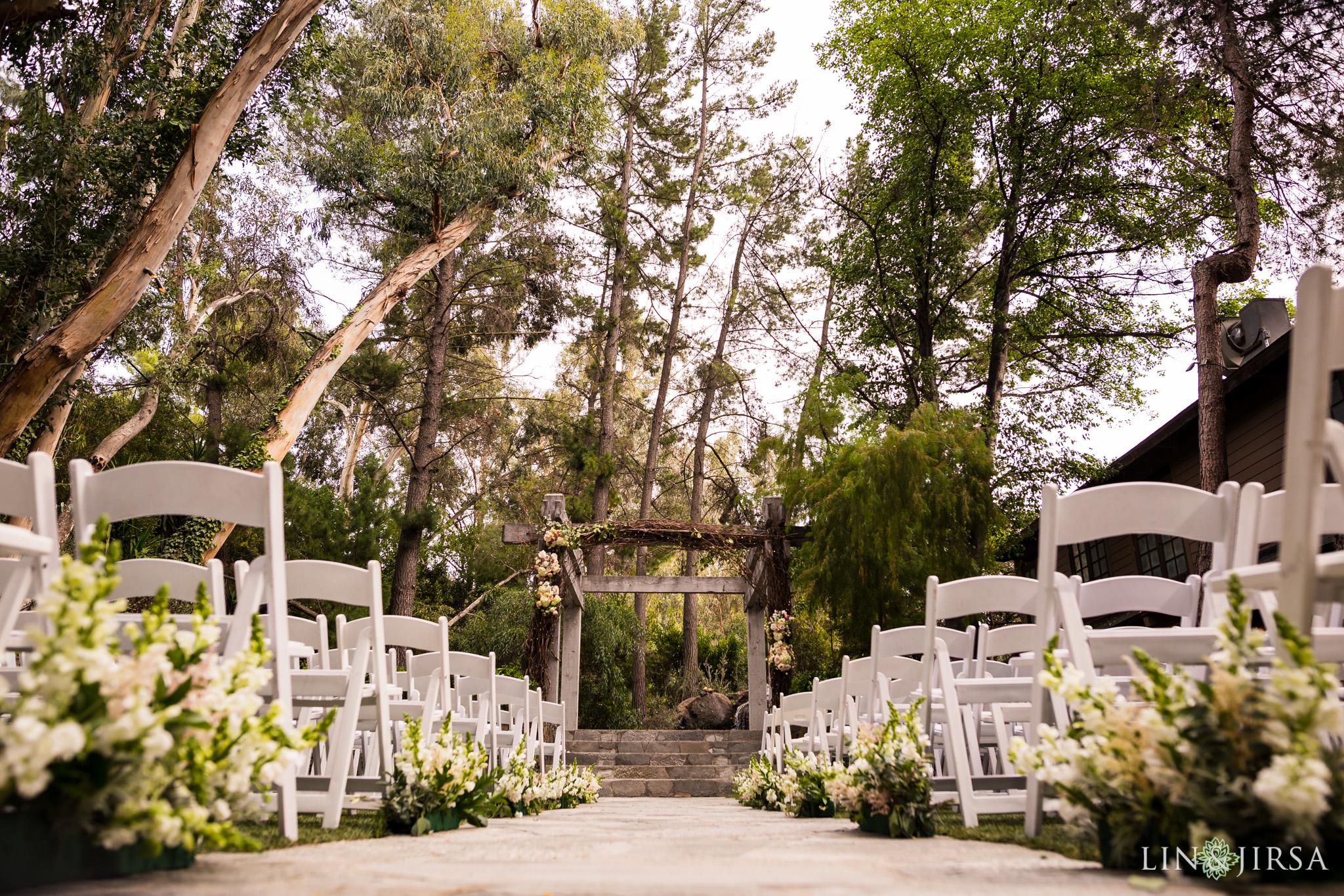 15 calamigos ranch malibu wedding ceremony photography