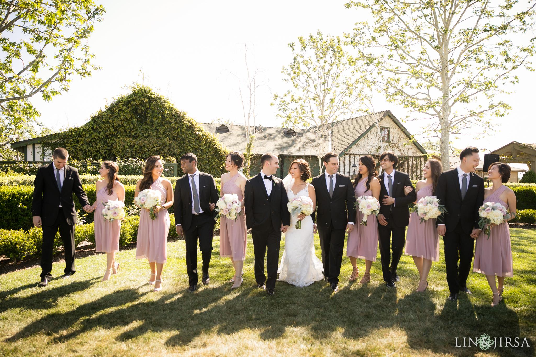 16 Ponte Winery Vineyard Garden Temecula Wedding Photography