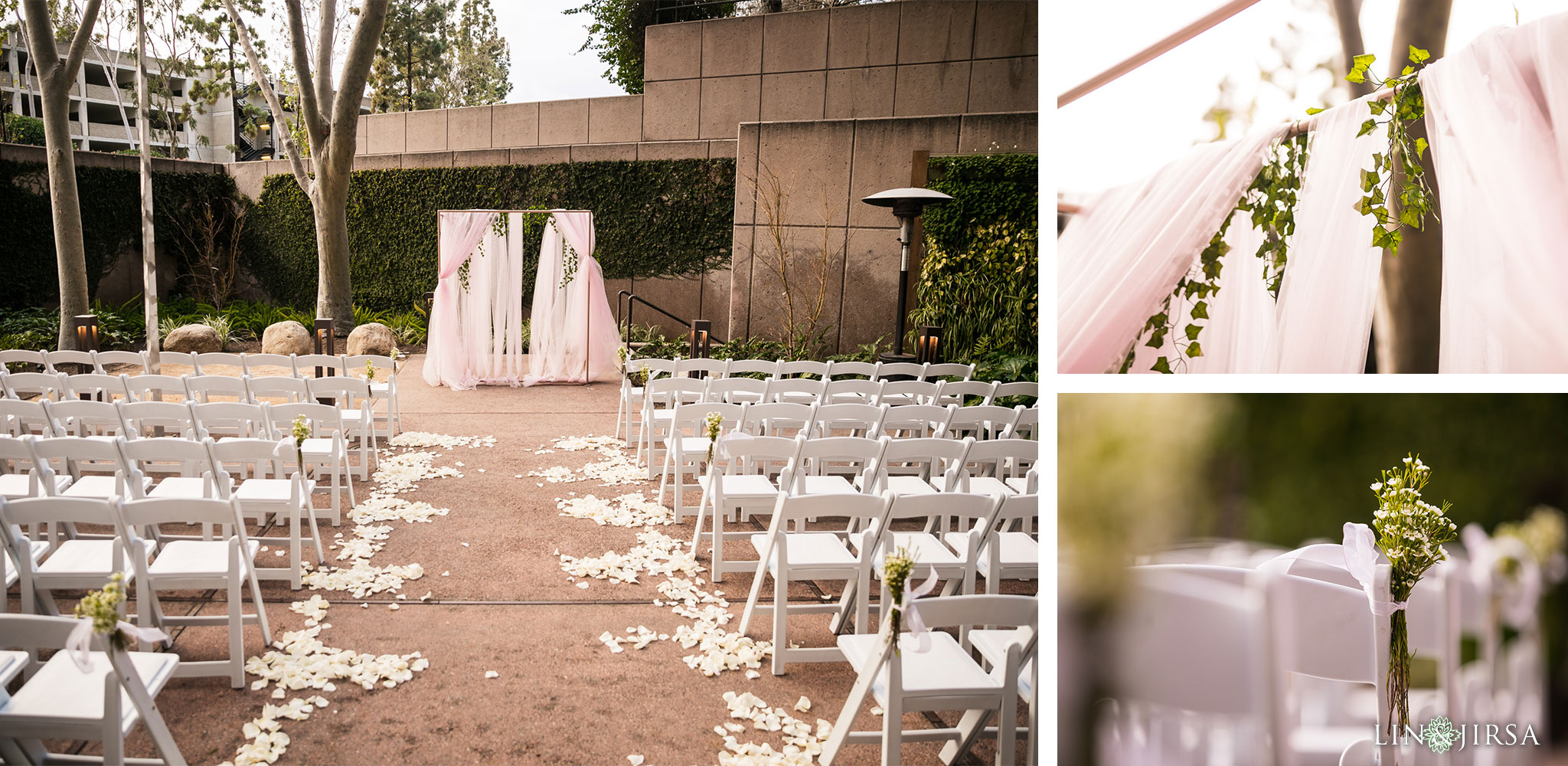 16 orange county wedding ceremony photography