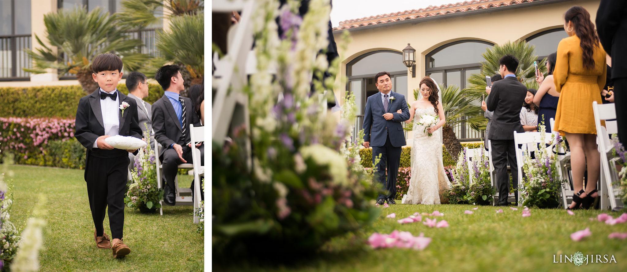 16 trump national golf club rancho palos verdes wedding ceremony photography