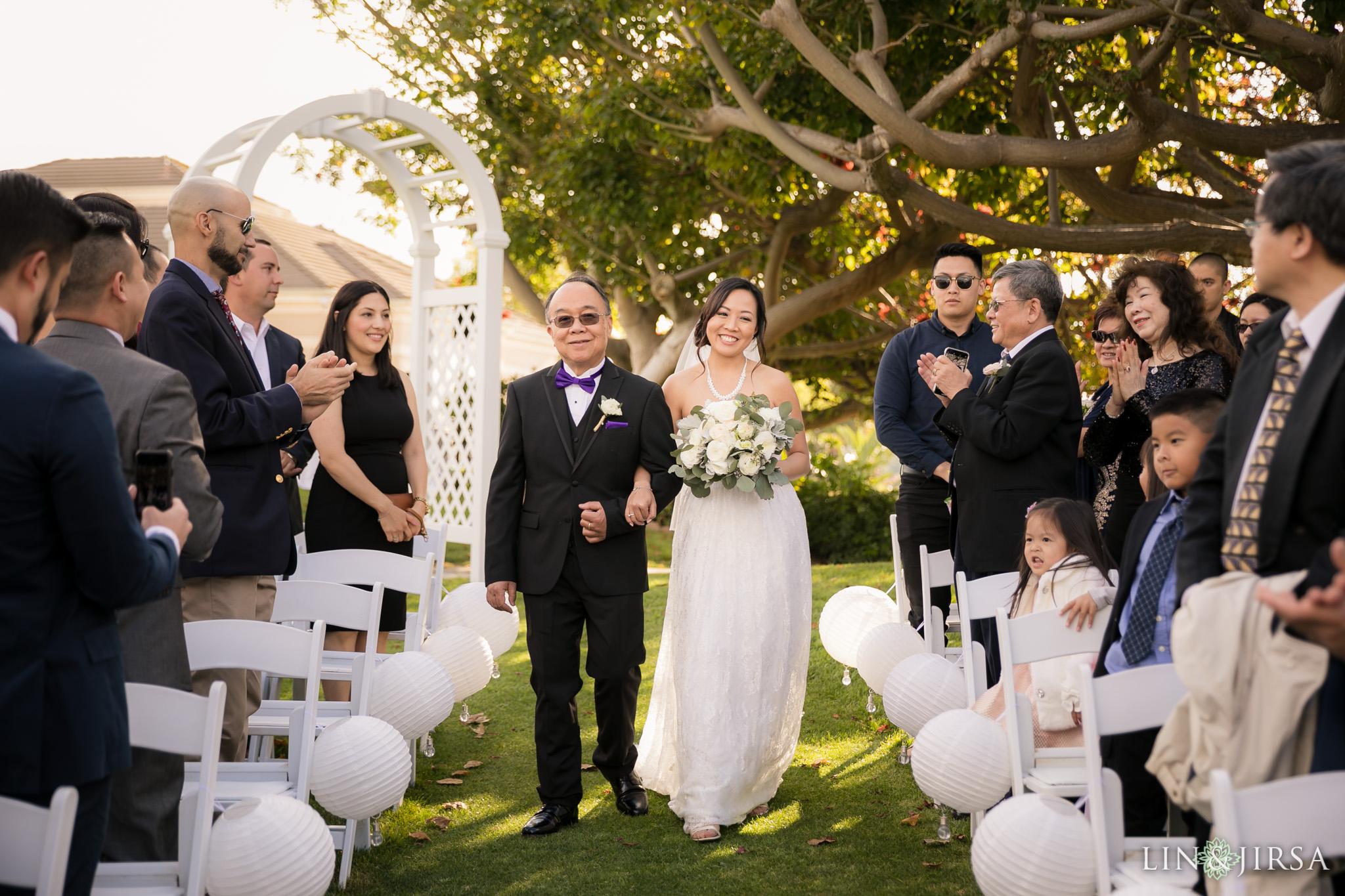 17 westridge golf club la habra wedding ceremony photography