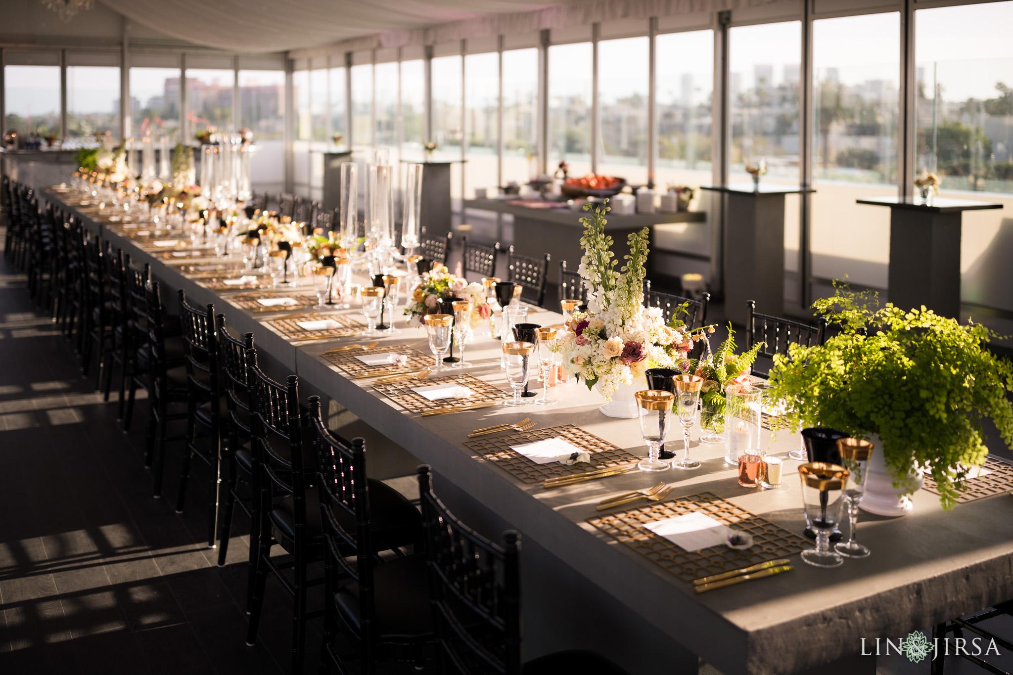 18 Kimpton La Peer Hotel West Hollywood Stylized Wedding Photography 1