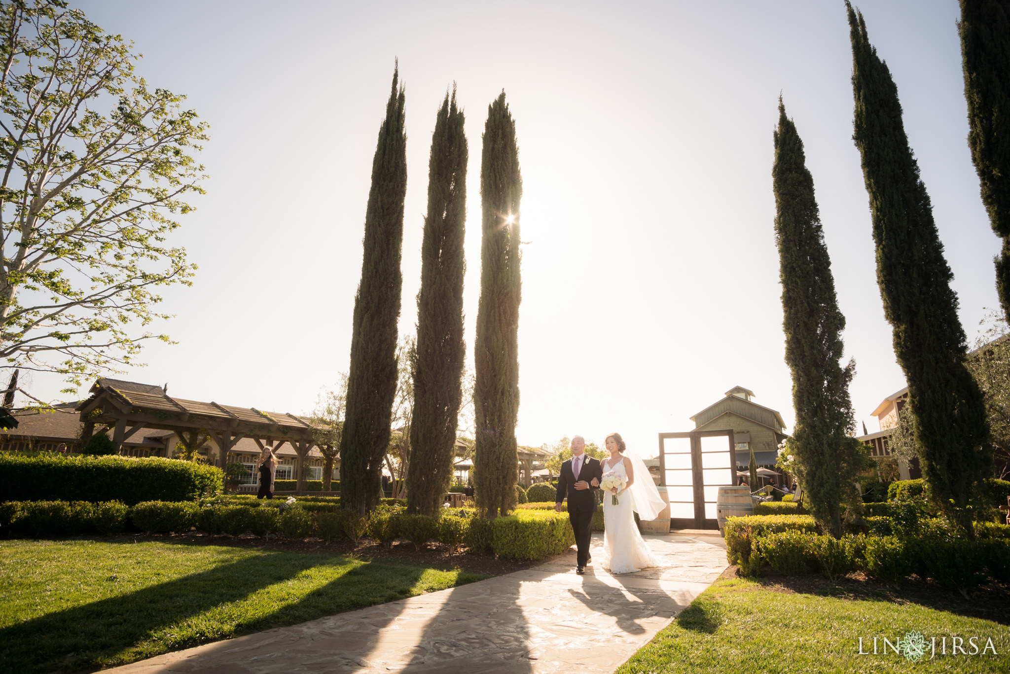 18 Ponte Winery Vineyard Garden Temecula Wedding Ceremony Photography